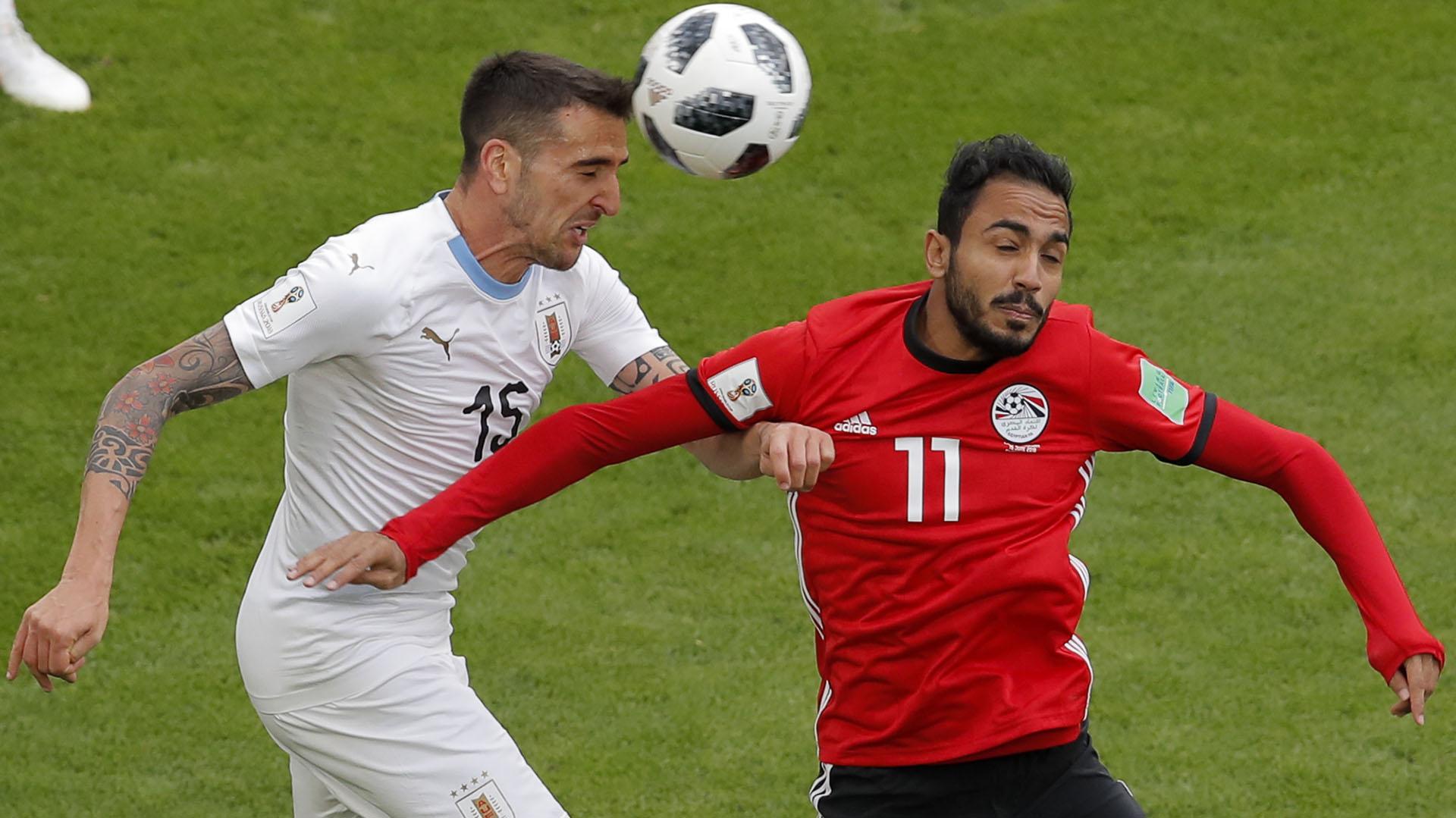 Egipto y Uruguay jugarán frente a Rusia y Arabia Saudita respectivamente en la próxima fecha