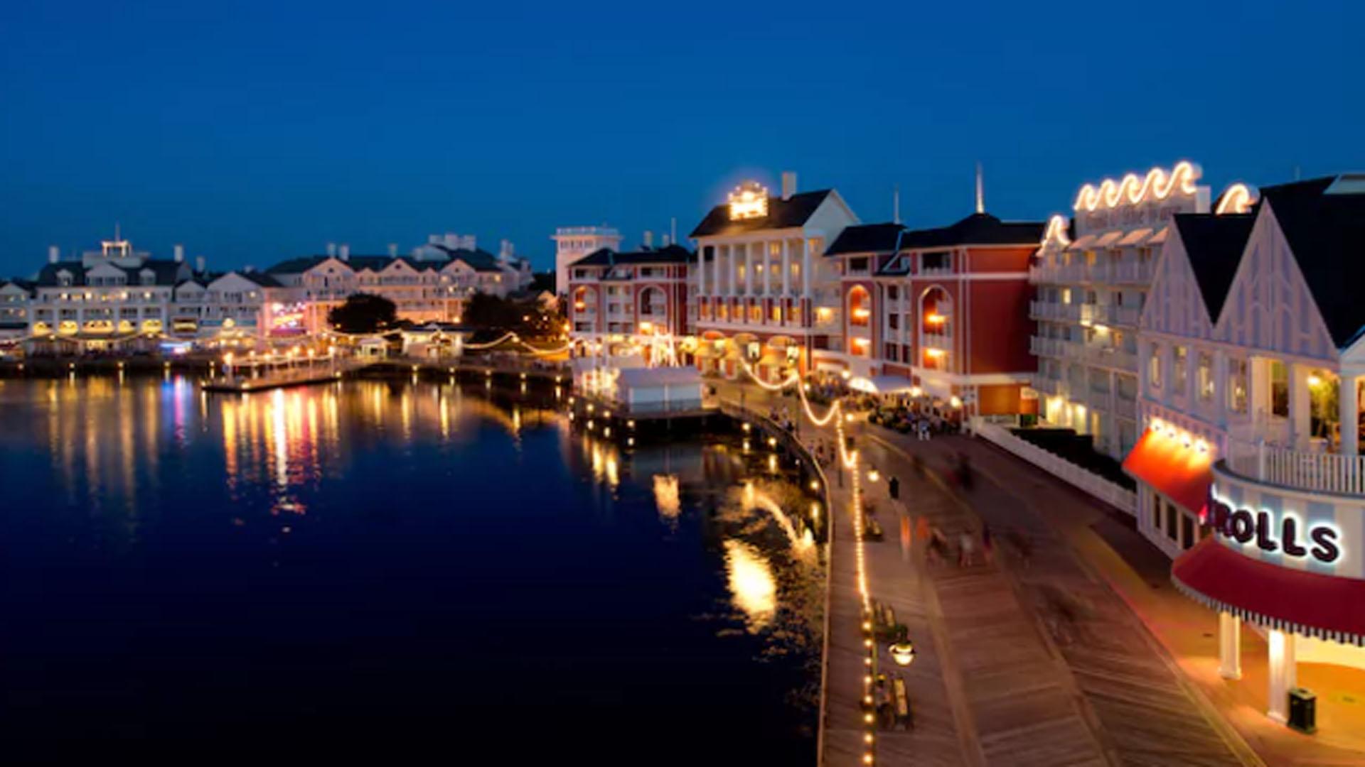 Este lugar representa la fantasía de Atlantic City