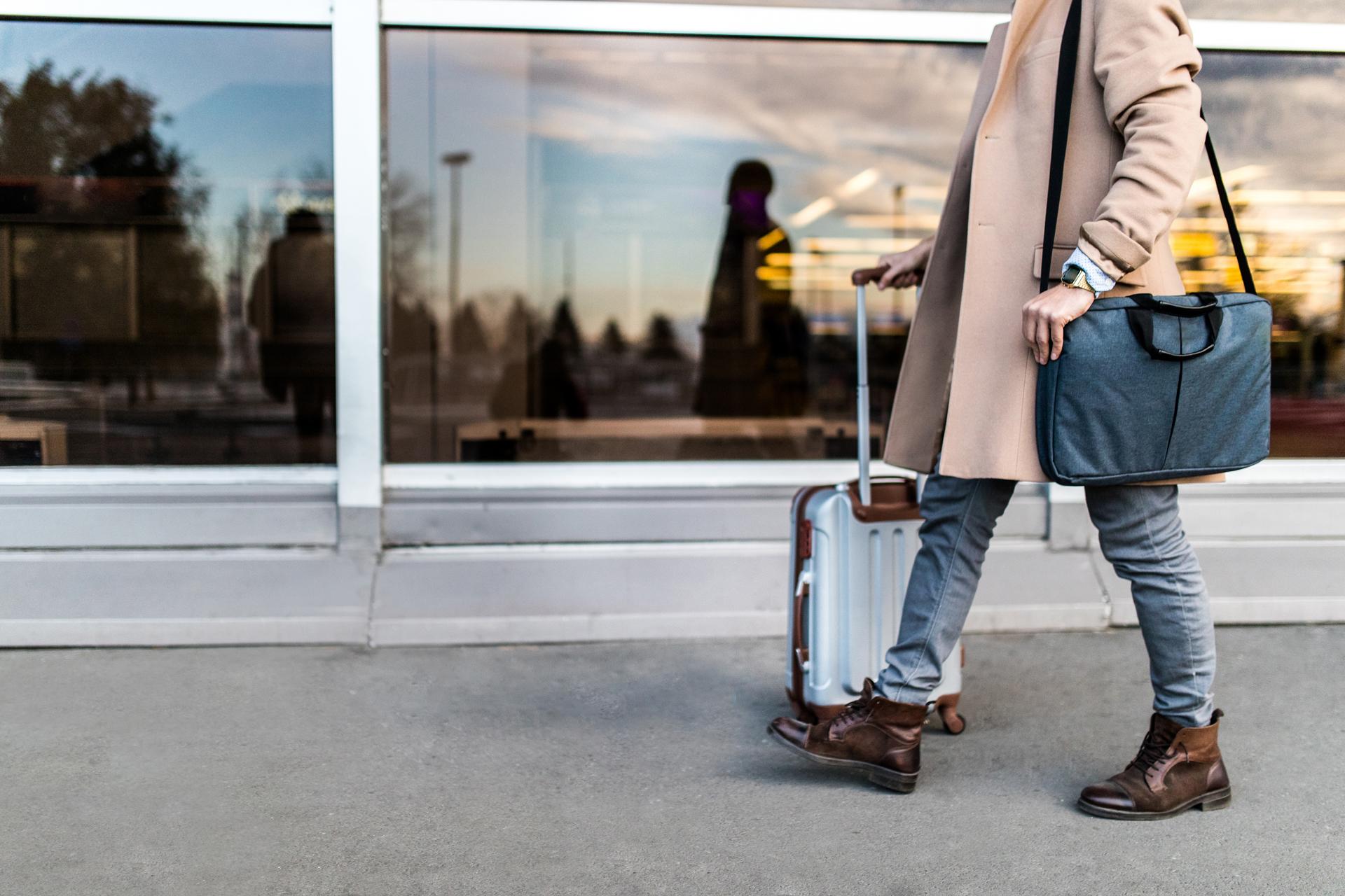 Los neceseres son objetos indispensables durante los viajes (Getty Images)