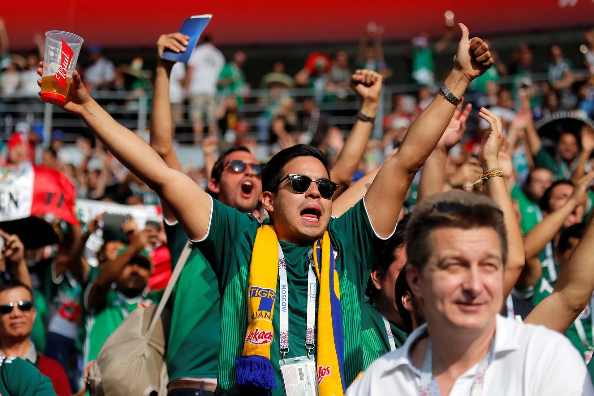 México irá en busca de su primer triunfo en este Mundial de Rusia 2018