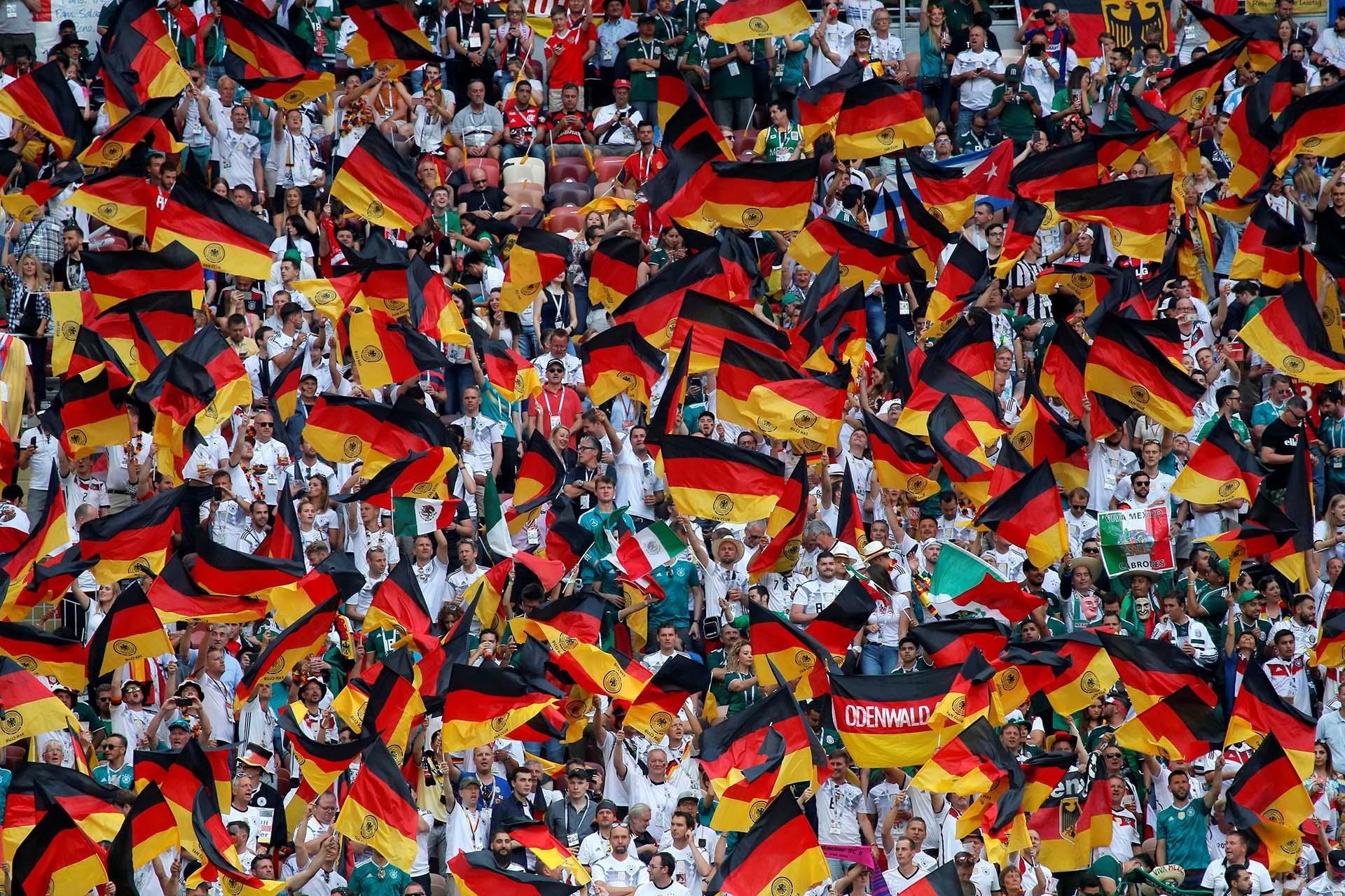 Alemania buscará comenzar con el pie derecho esta nueva edición