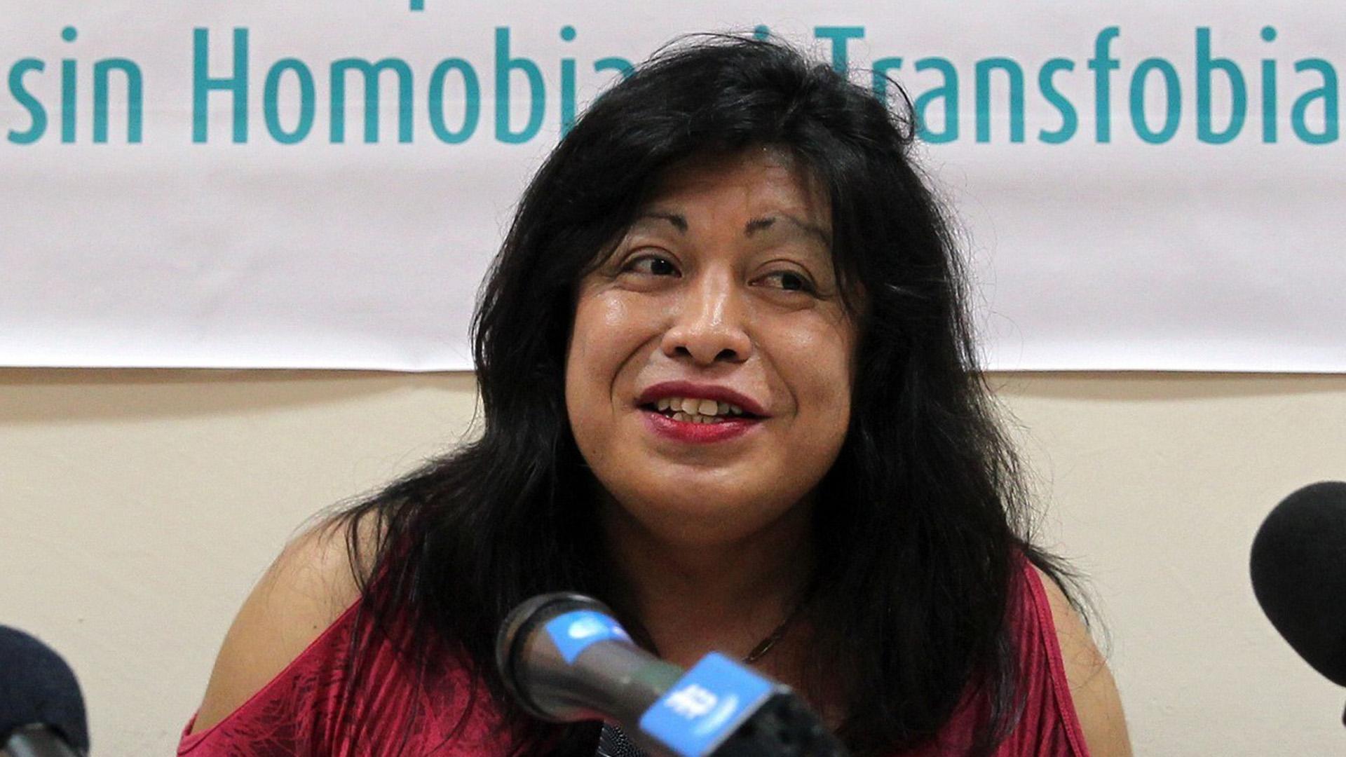 El Gobierno nacional fijó un monto para quienes tengan datos de la identidad del coautor del emblemático travesticidio. (EFE)