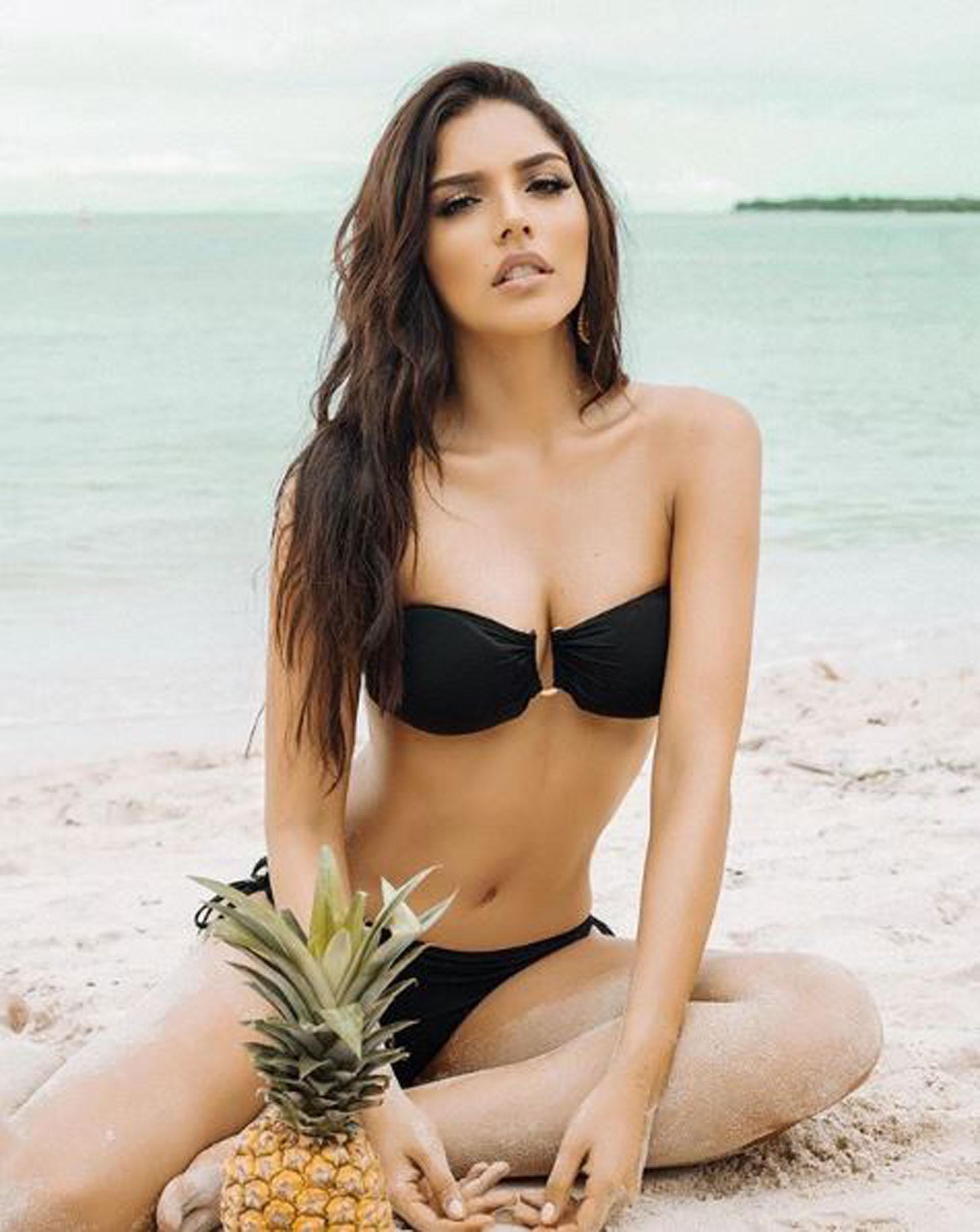 Laura Gonzalez Ospina >> ¡Una diosa! Las fotos de Laura González Ospina, Miss Colombia 2016 | Noticias de Bariloche