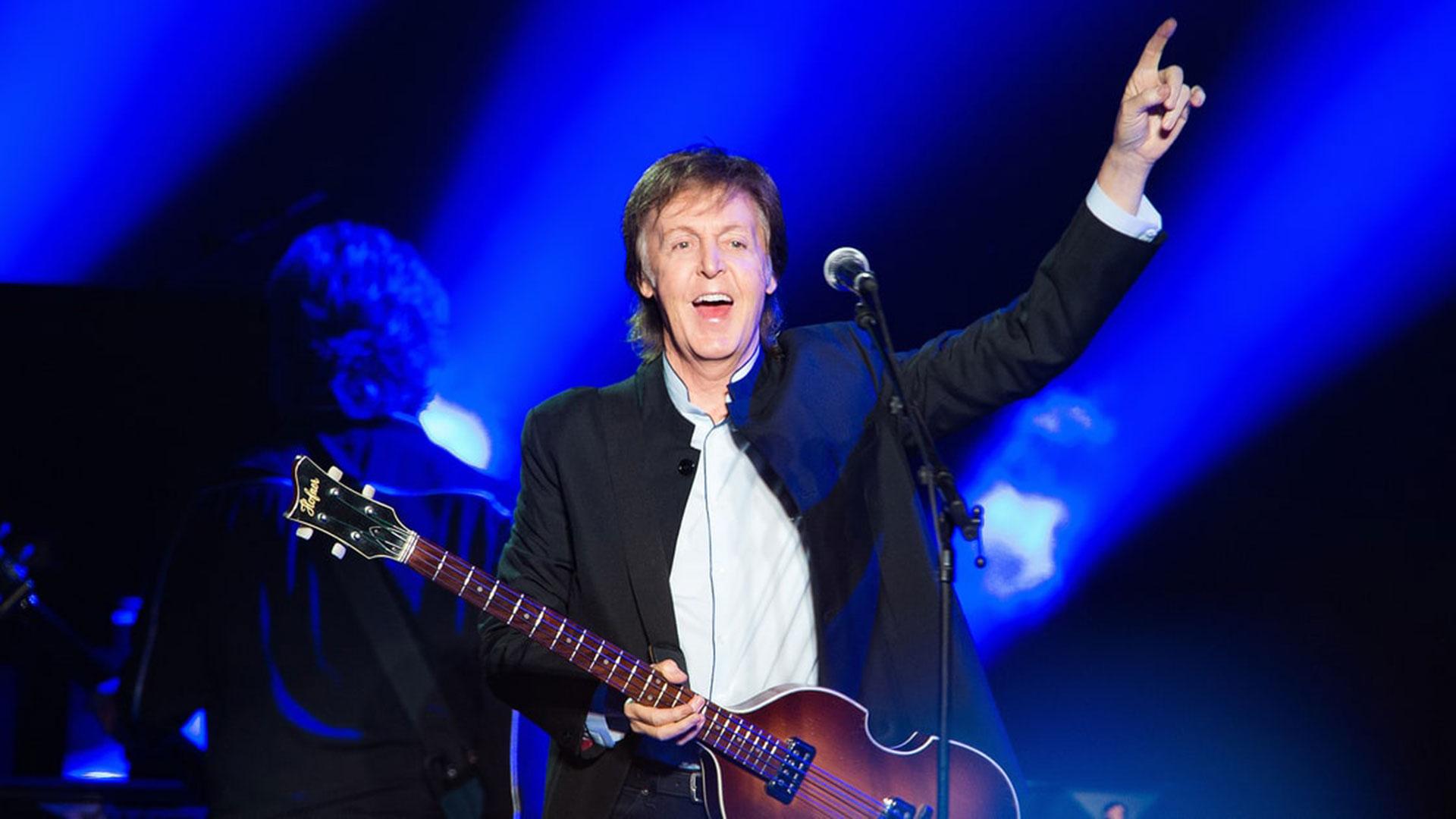"""Paul McCartney llegará a Buenos Aires en marzo como parte de la gira """"Freshen Up"""""""