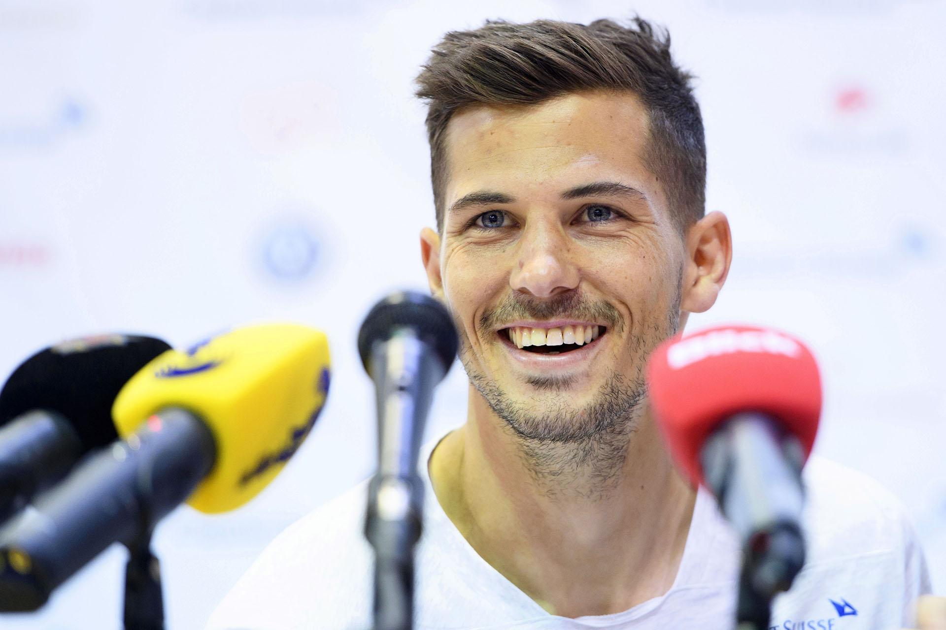 Remo Freuler, Suiza , 26 años, soltero (Reuters)