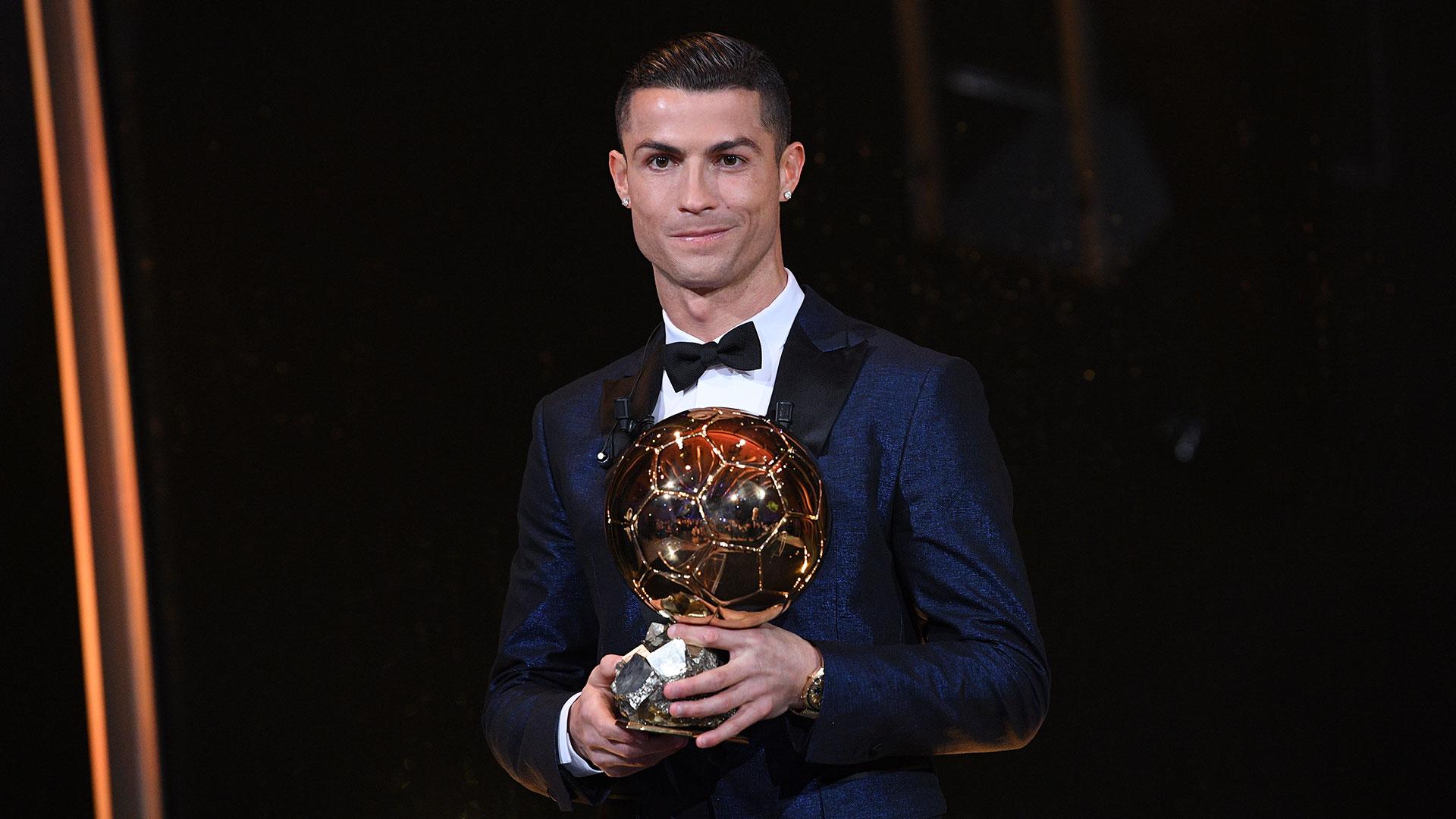 Cristiano Ronaldo, Portugal, 31 años, en pareja (AFP)