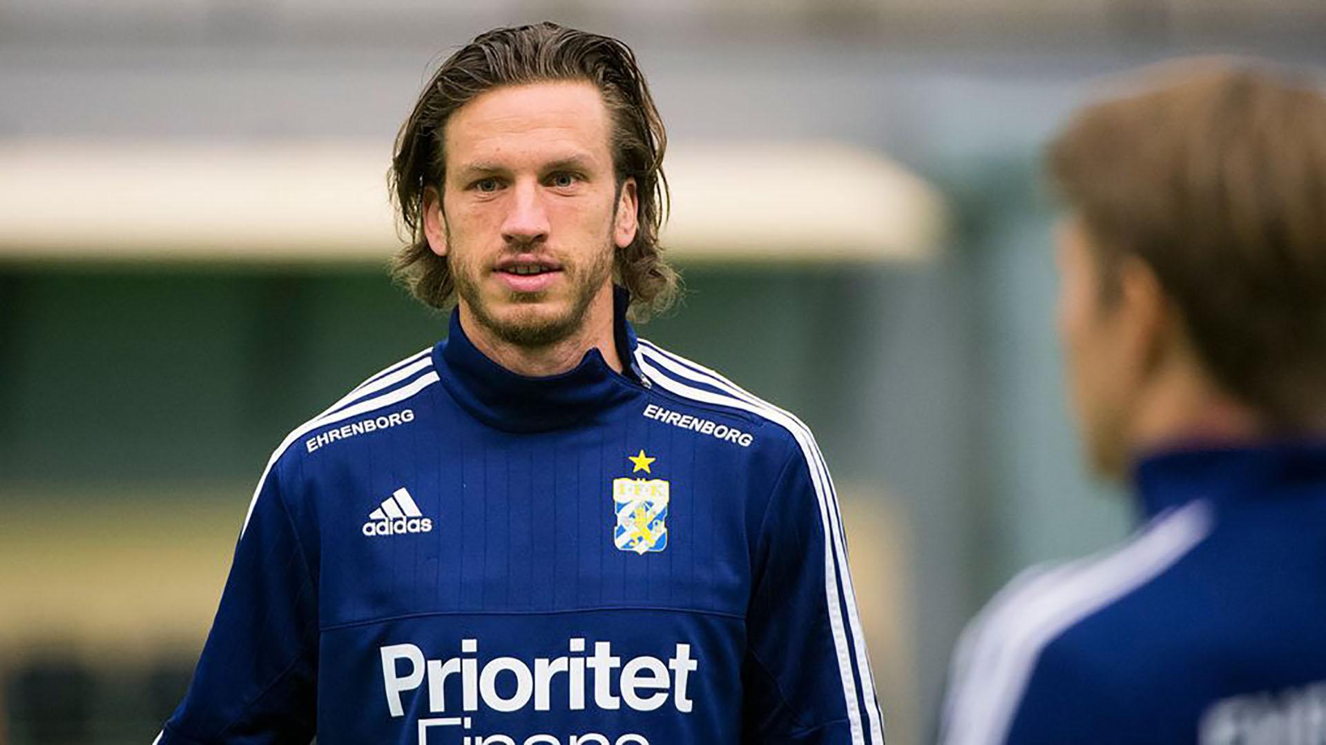 Gustav Svensson, Suecia, 31 años, soltero