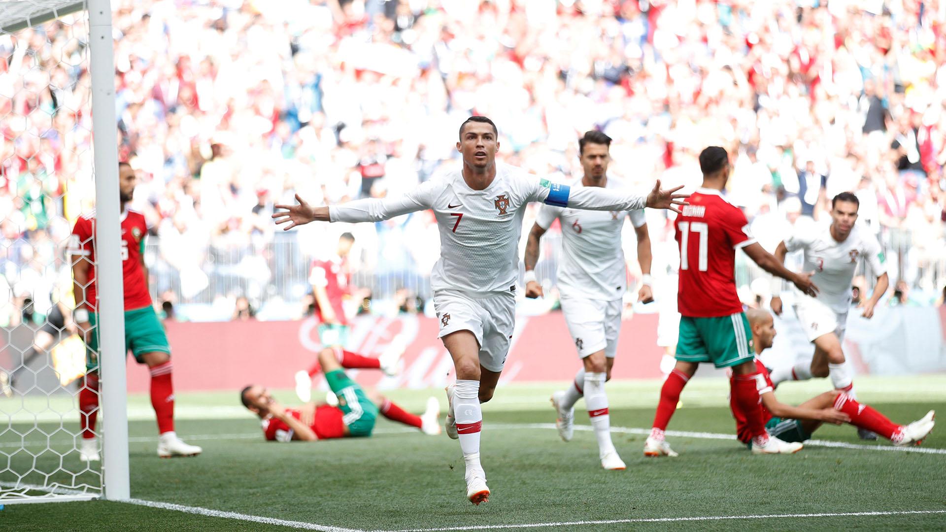 Cristiano Ronaldo sigue siendo vital para Portugal en el Mundial (Reuters)
