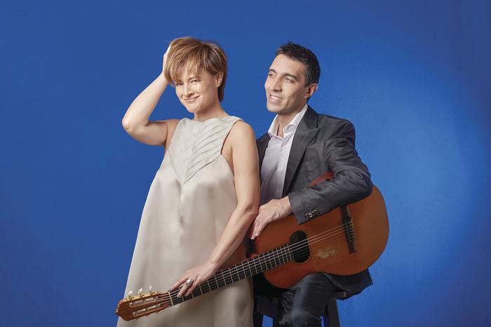 Canciones de amor con Virginia Innocenti y Sergio Zabala