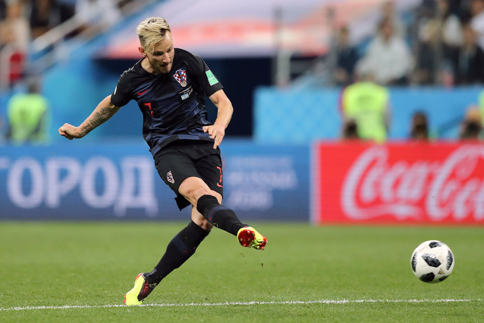 Ivan Rakitic (REUTERS)