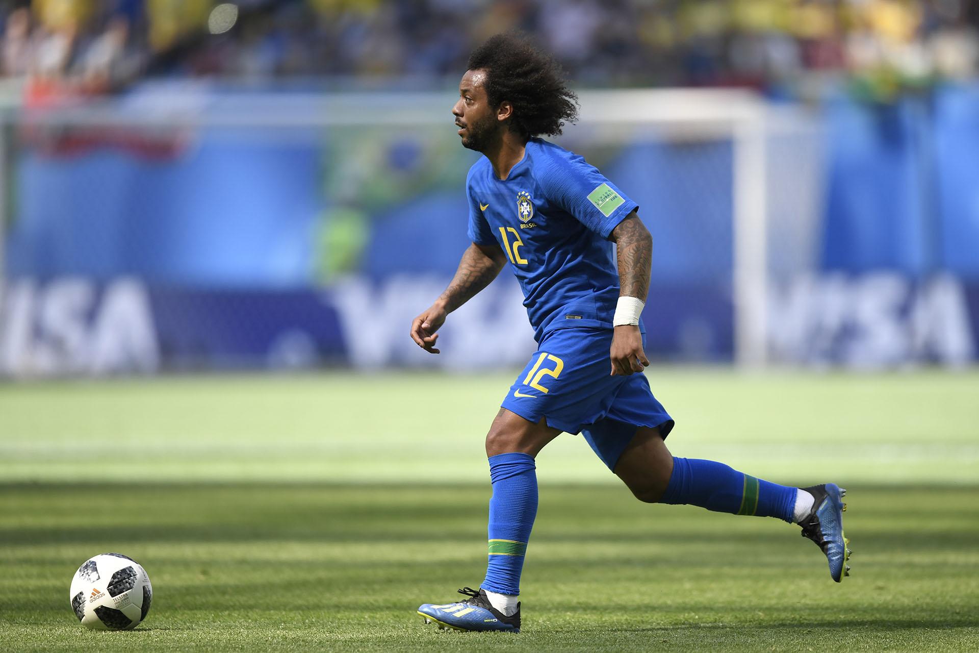 Marcelo protagonizó un gran partido