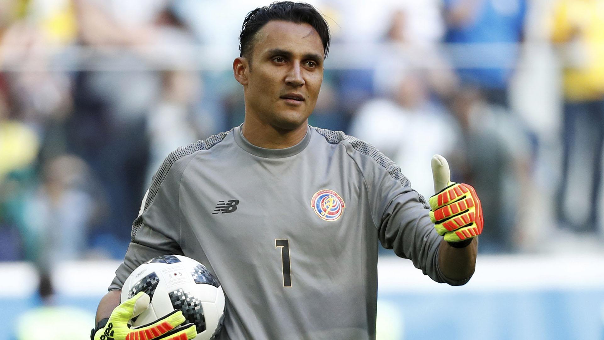 Keylor Navas tuvo una actuación muy destacada ante Brasil pese a que Costa Rica quedó eliminada del Mundial (Reuters)