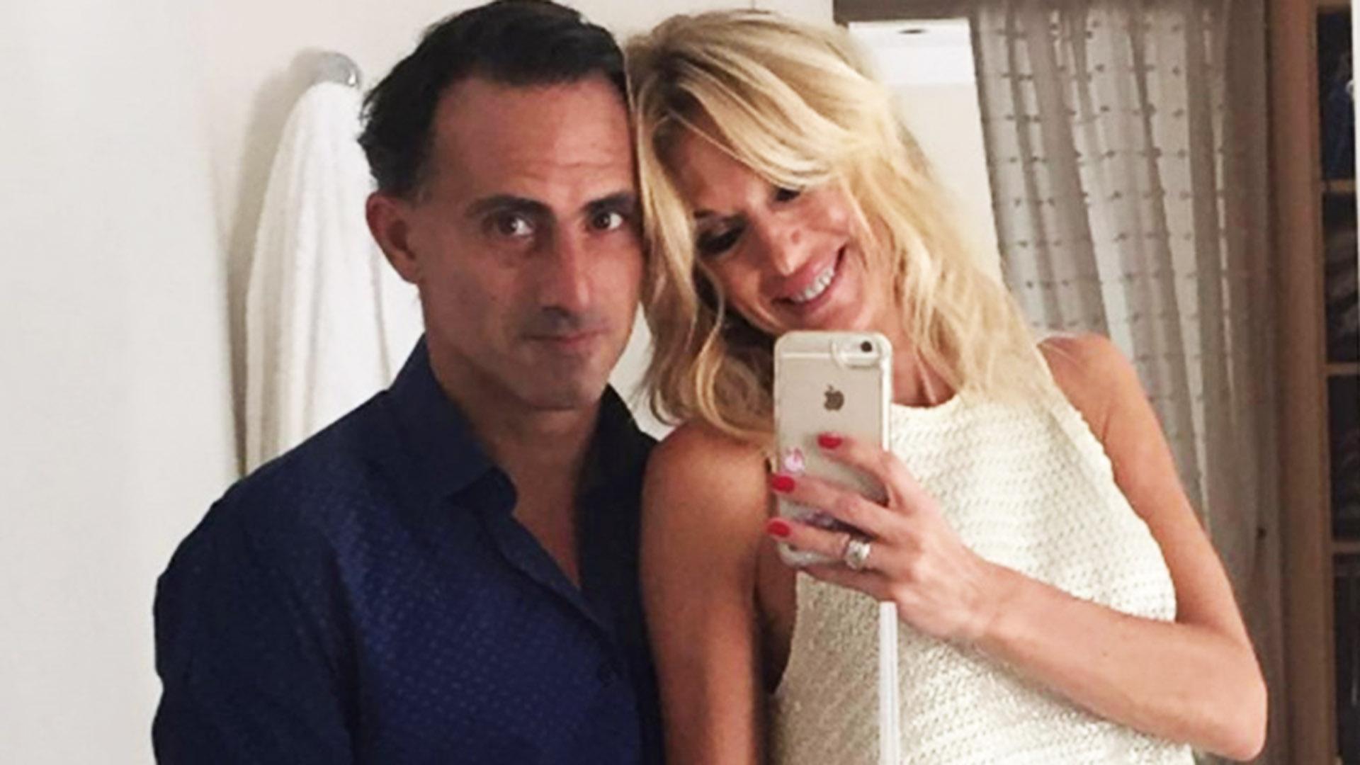 Diego y Yanina Latorre (Foto: Instagram)