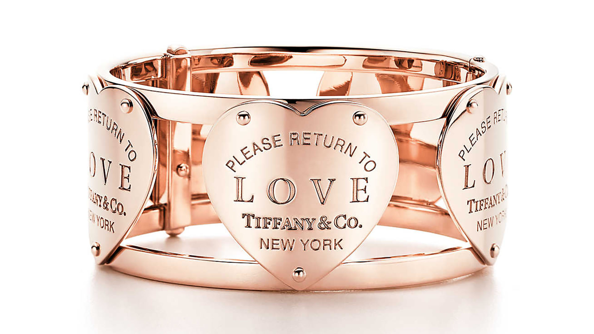 "26ad1c5b689f 13.000 dólares se necesitan para comprar el brazalete de ""Please return to  Tiffany   Co"