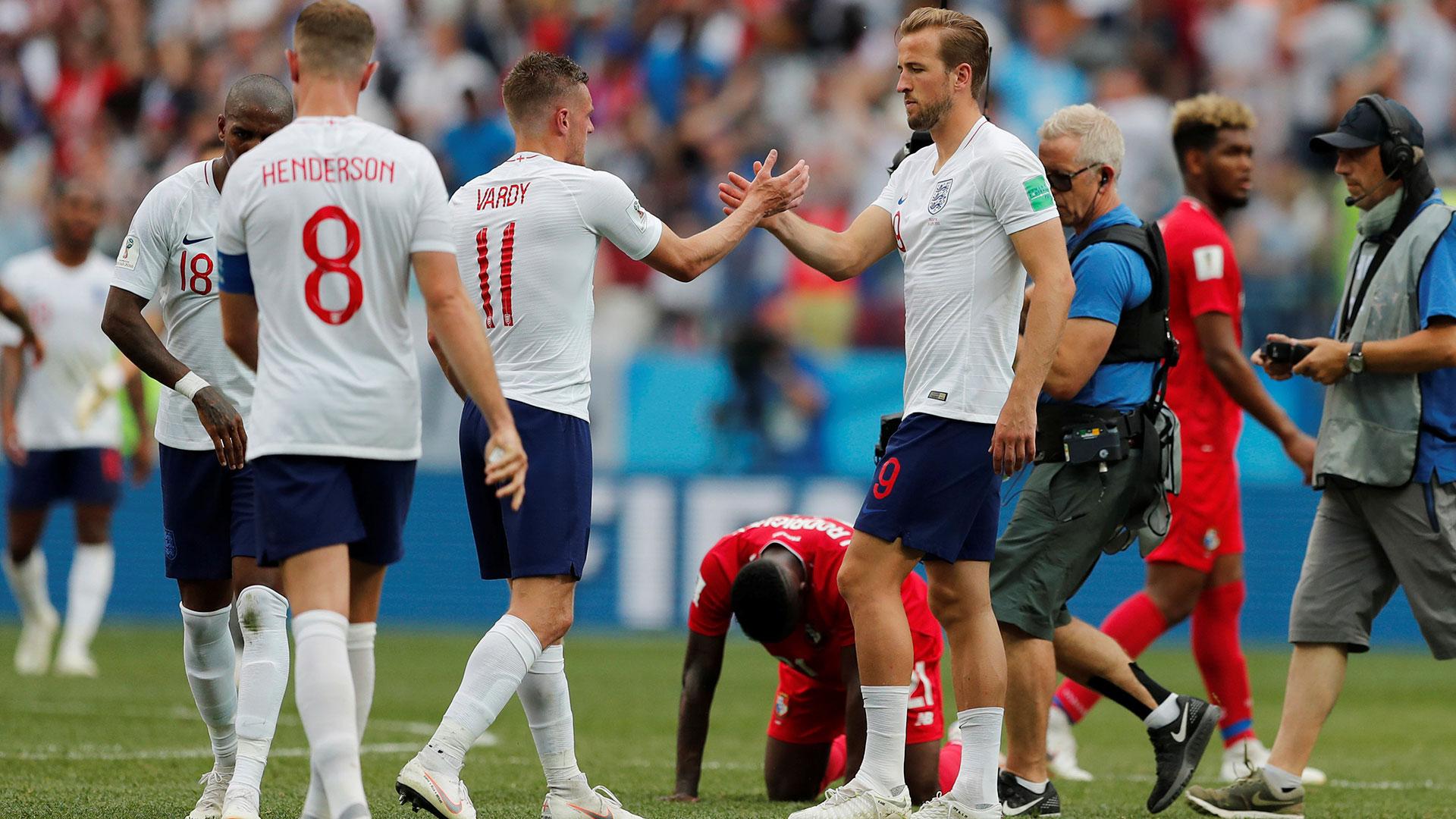 Inglaterra falla y deja a Bélgica como líder del grupo