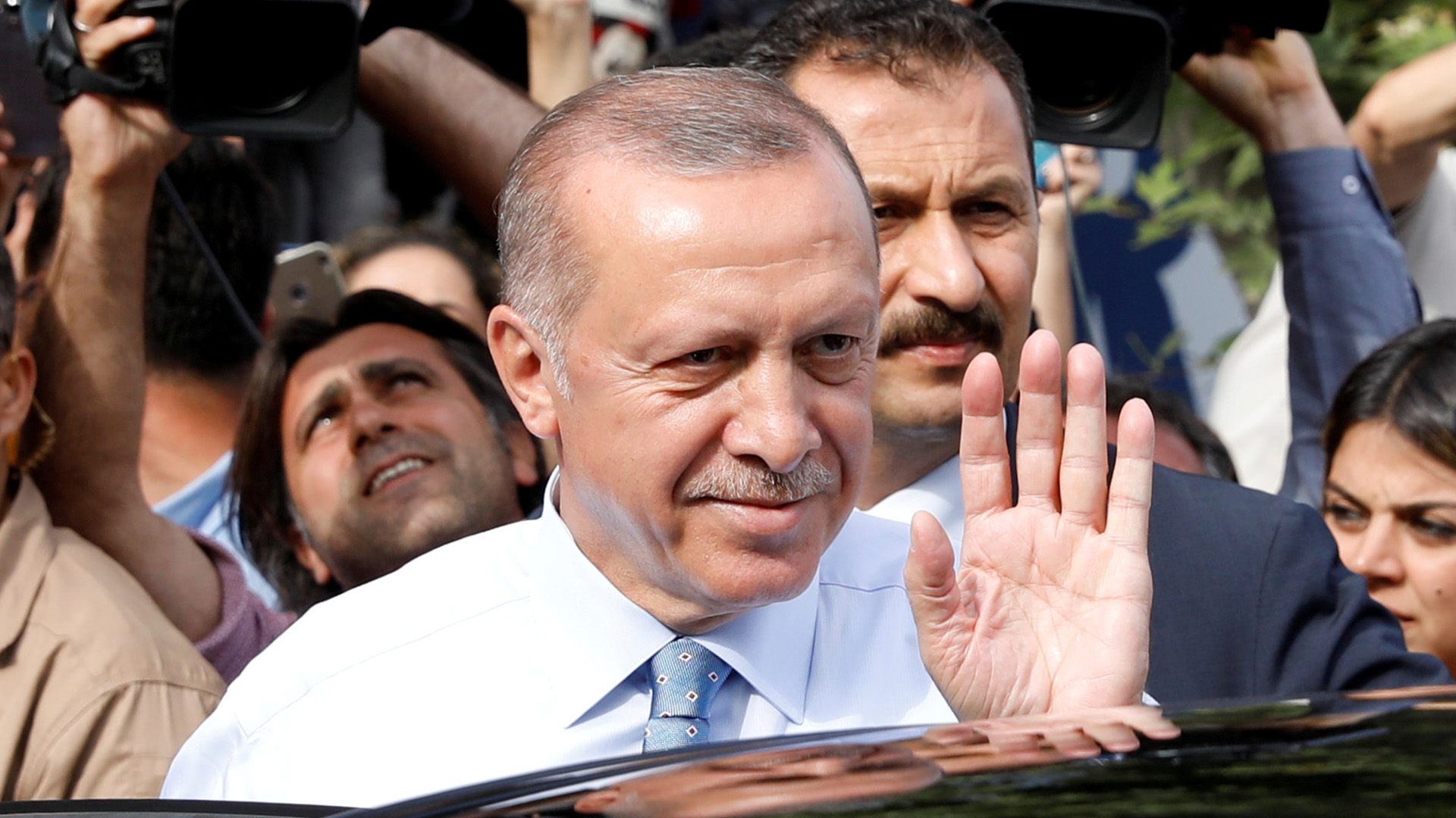 Erdogan (Reuters)