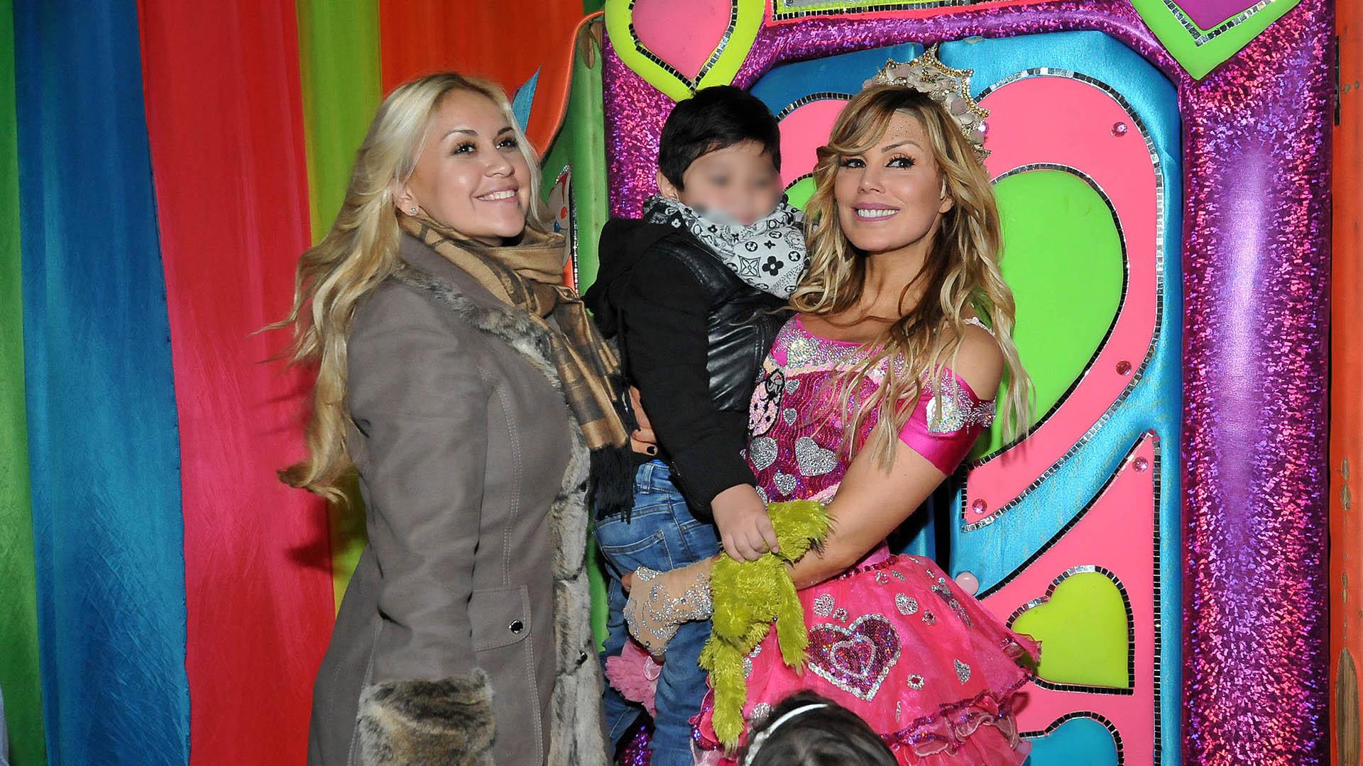 """Muchos famosos fueron con sus hijos a ver la función especial de """"Panam y Circo"""" en el Teatro Astral (Fotos: Verónica Guerman/Teleshow)"""