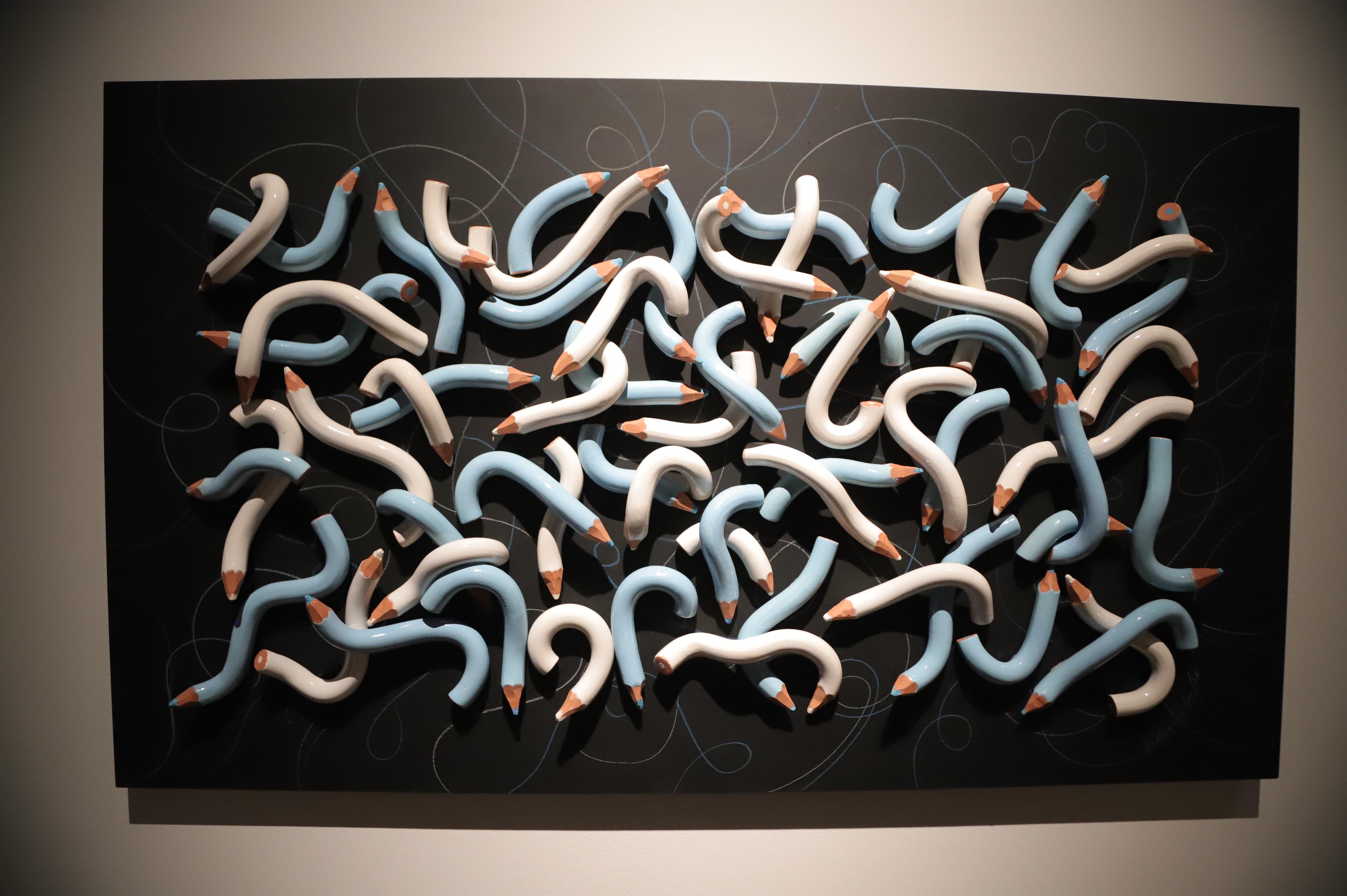 La obra de Silvia Carbone