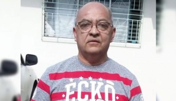 El párroco José Adonay Chicas Campos fue capturado y denunciado por agresión sexual de un menor de 16 años en El Salvador. (Foto: medios de El Salvador)