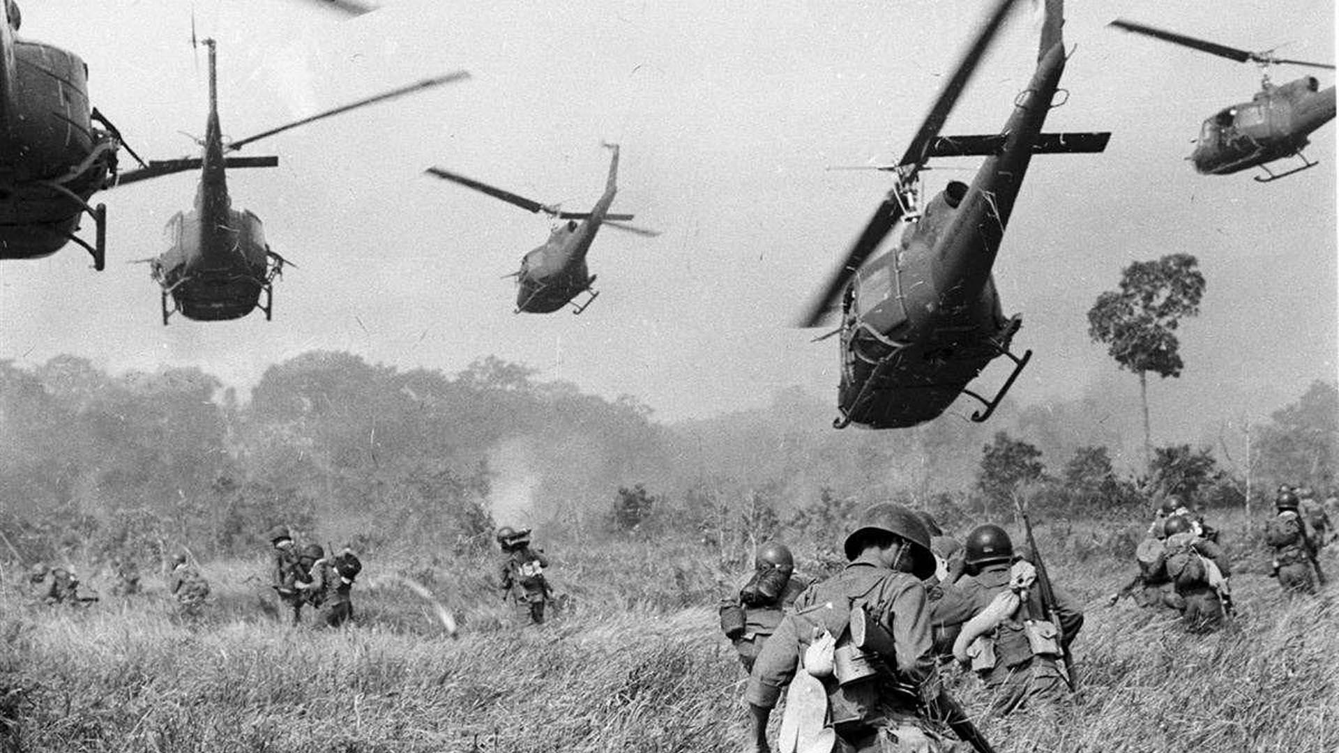The Vietnam War Drama Emoción Y Reflexión En Un Increíble