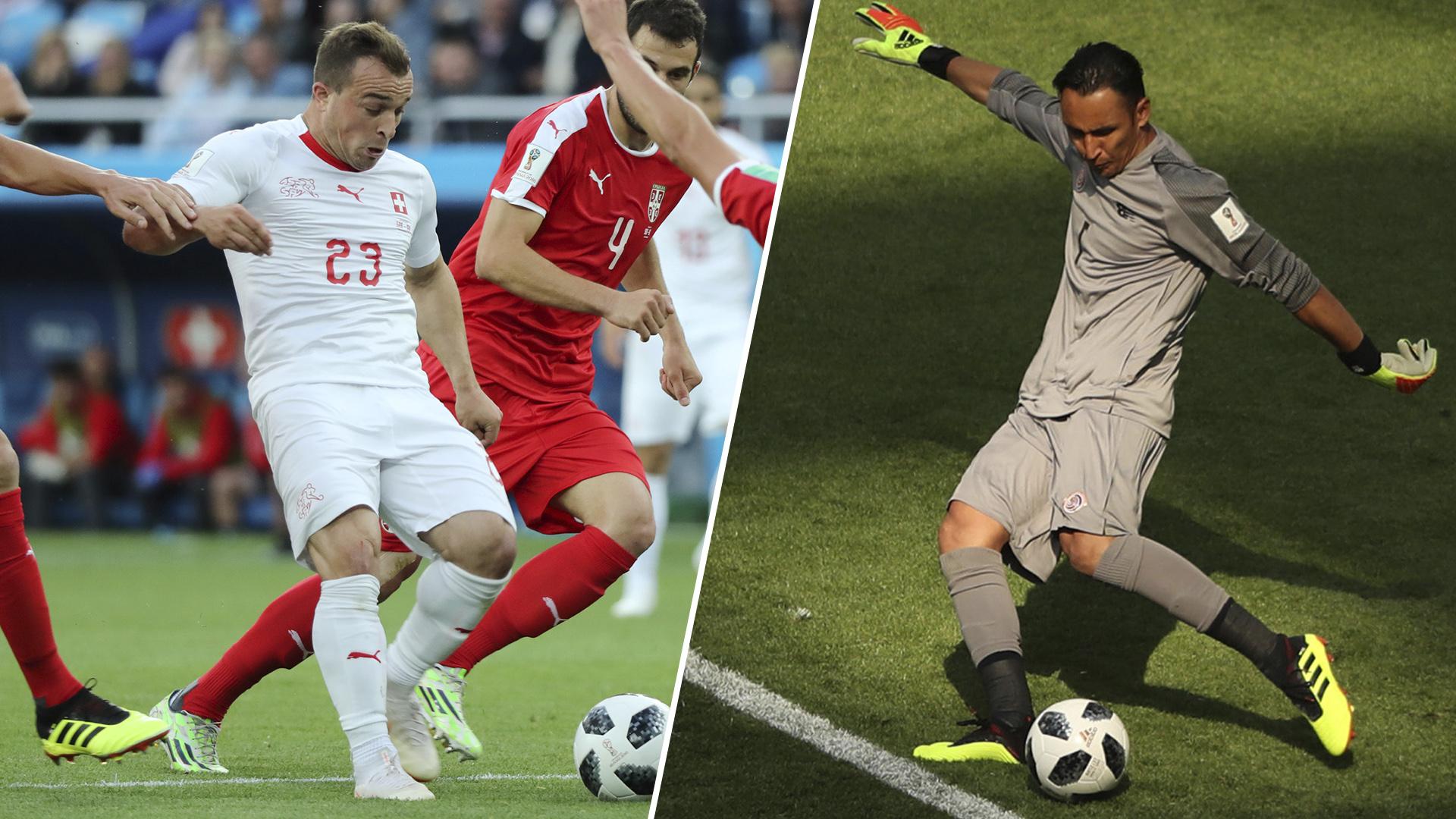 Suiza con el empate llegará a la siguiente fase