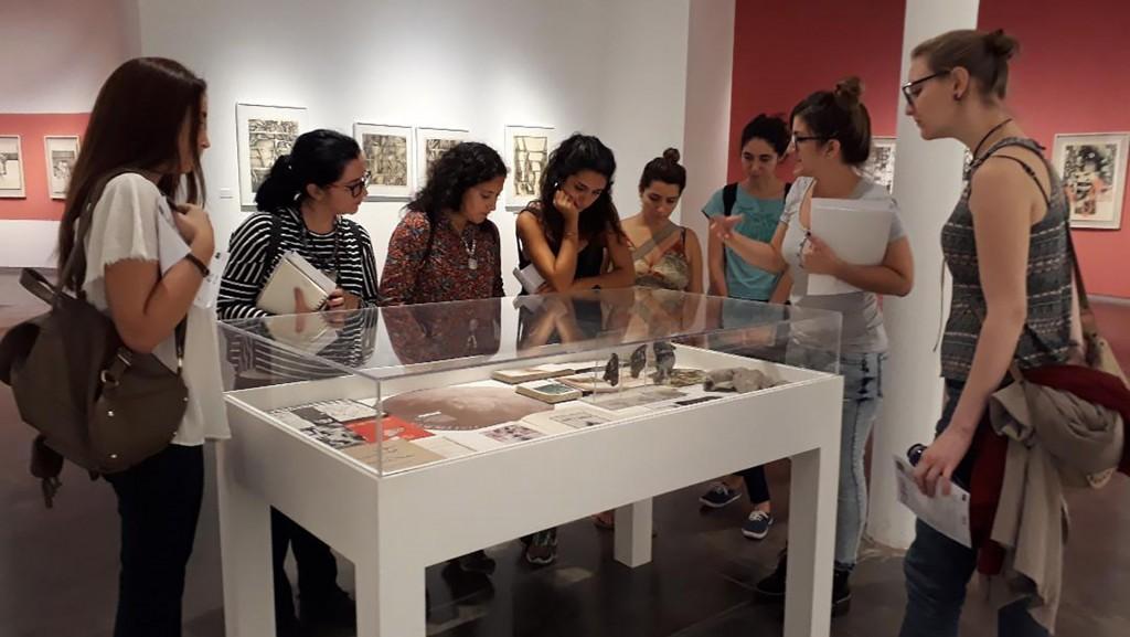capacitacion guias museo sivori
