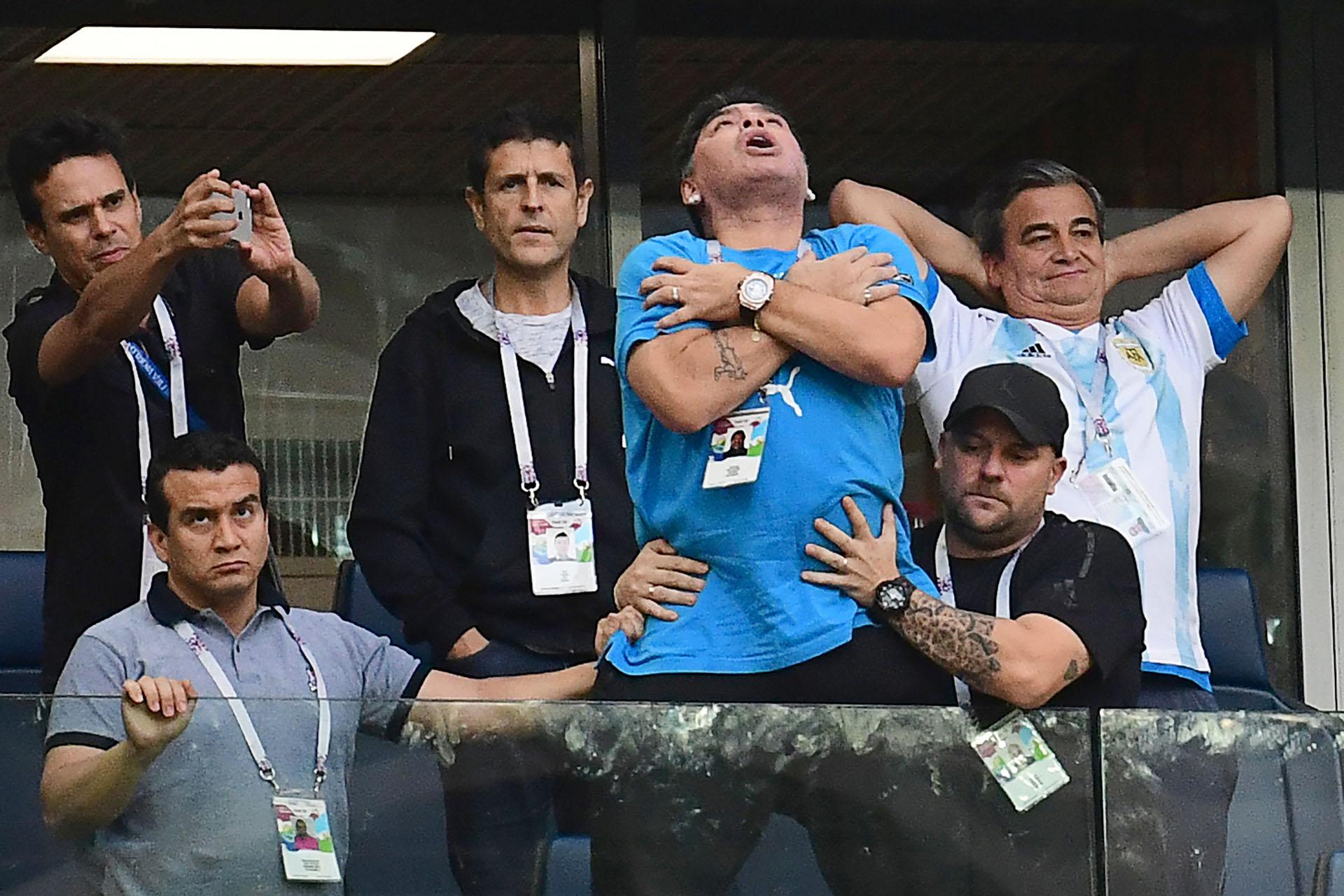 """""""No sos culpable de nada"""", le había dicho en la previa a Lionel Messi"""