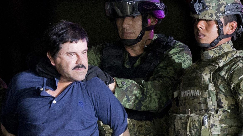 Joaquín 'el Chapo' Guzmán fue extraditado a Estados Unidos (Foto: Archivo)
