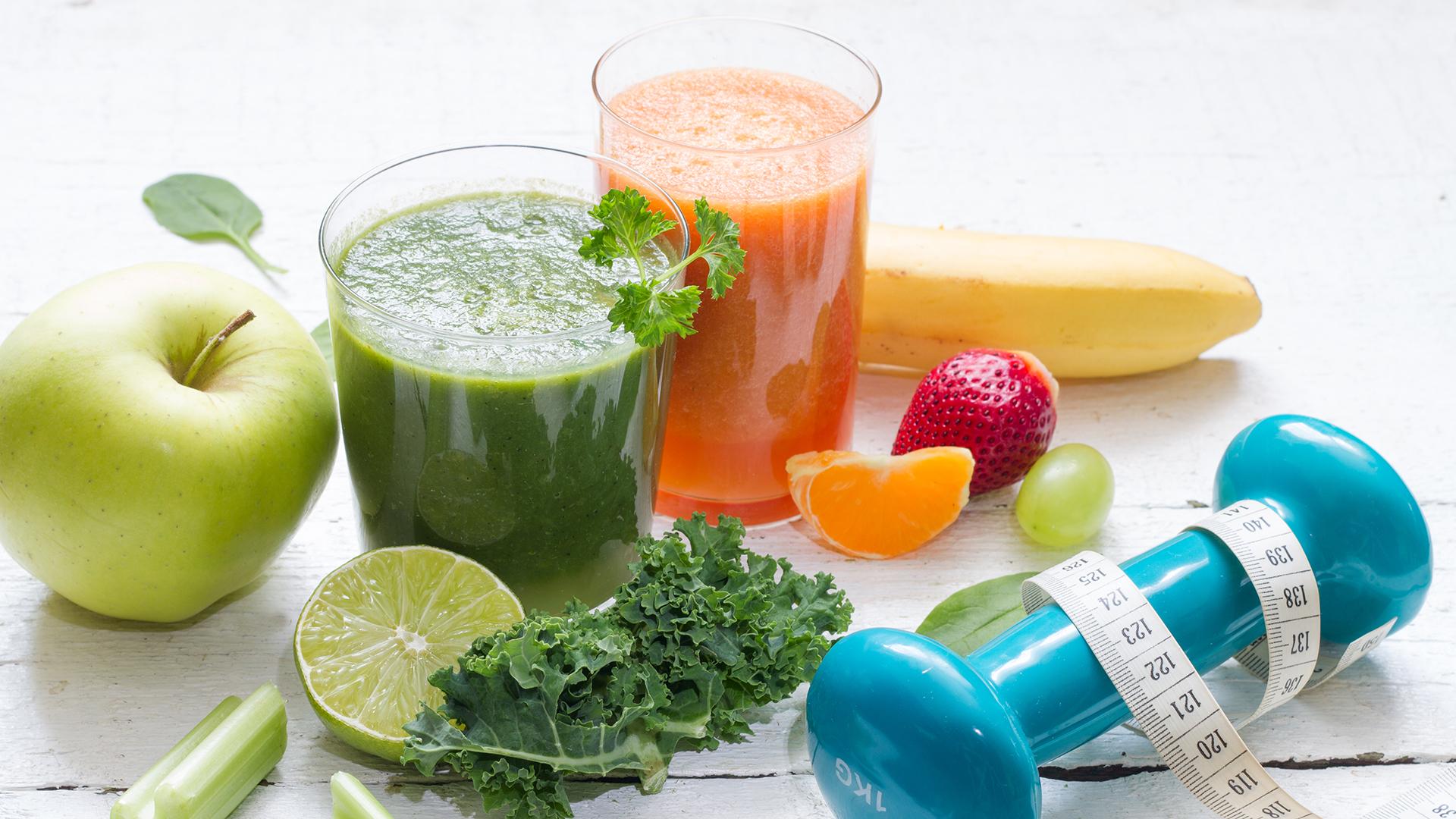 La práctica de buenos hábitos alimentarios ayuda a reforzar el sistema inmunológico (Getty)