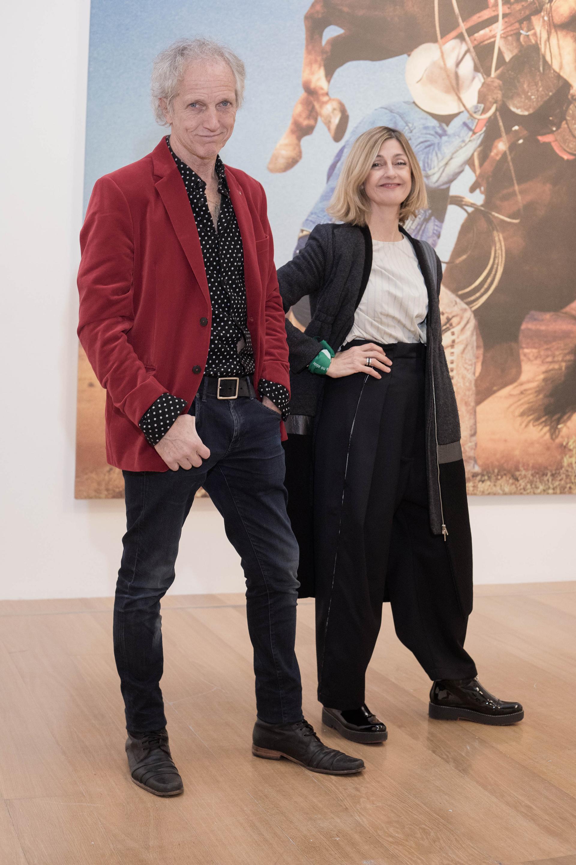 Boy Olmi y Carola Reyna