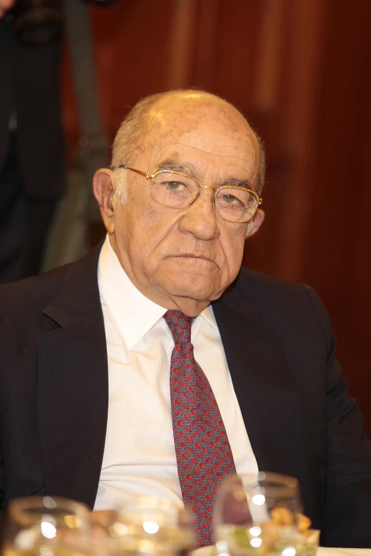 El ex gobernador de Corrientes y ex senador nacional, José Romero Feris