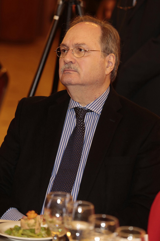 Gustavo Vittori, integrante del Consejo de Dirección del diario El Litoral