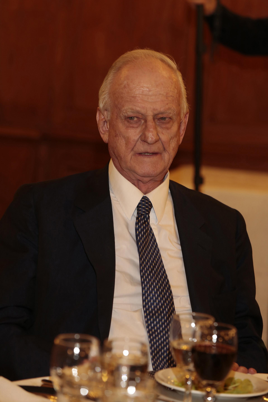 El constitucionalista Gregorio Badeni. Es abogado de ADEPA