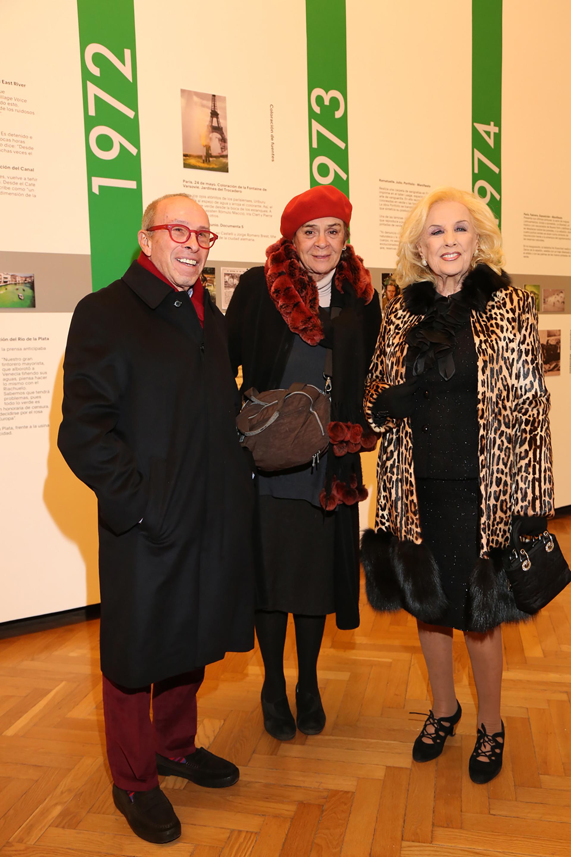 Pet Figueroa, Blanca Isabel Álvarez de Toledo y Mirtha Legrand