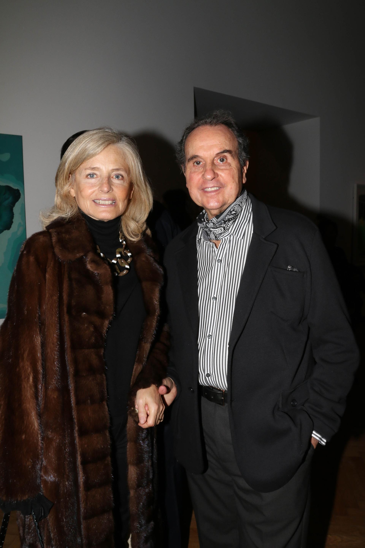 Cecilia Zuberbuhler y Aldo Sessa
