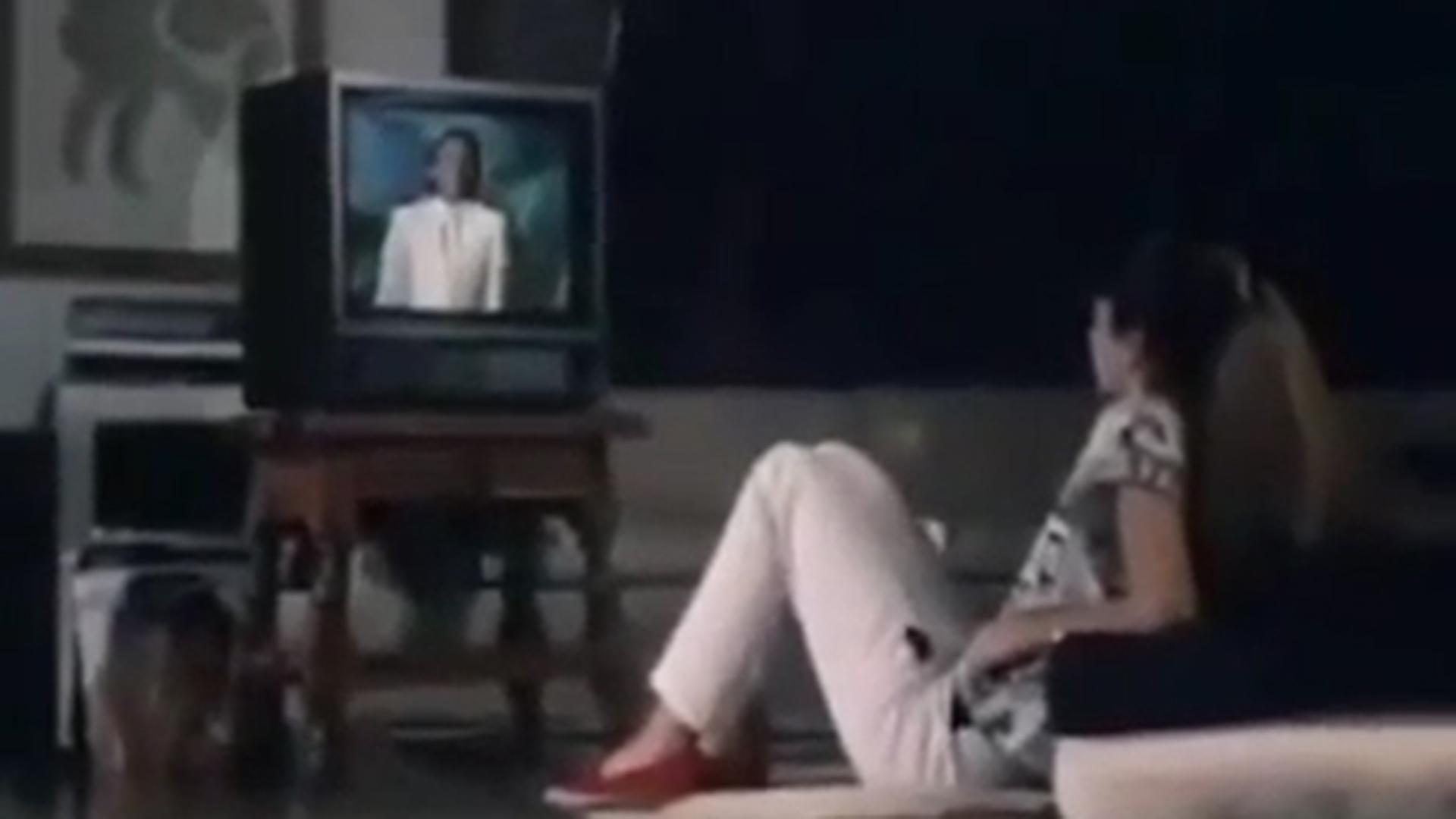 Lucerito interpreta a una fanática de Luis Miguel