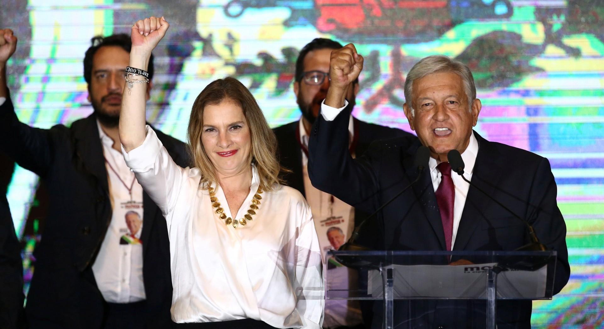 La esposa del presidente Andrés Manuel López Obrador, cree que debe eliminarse el rol de primera dama (Foto: Archivo)