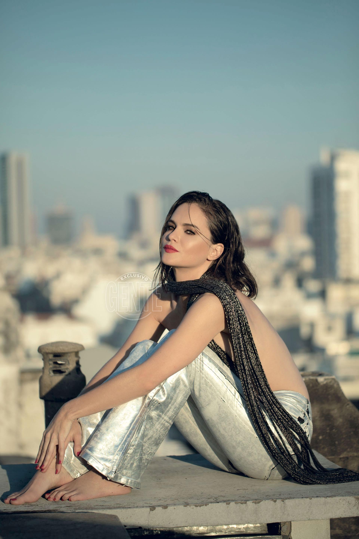Luz Cipriota (Foto Christian Beliera/GENTE)