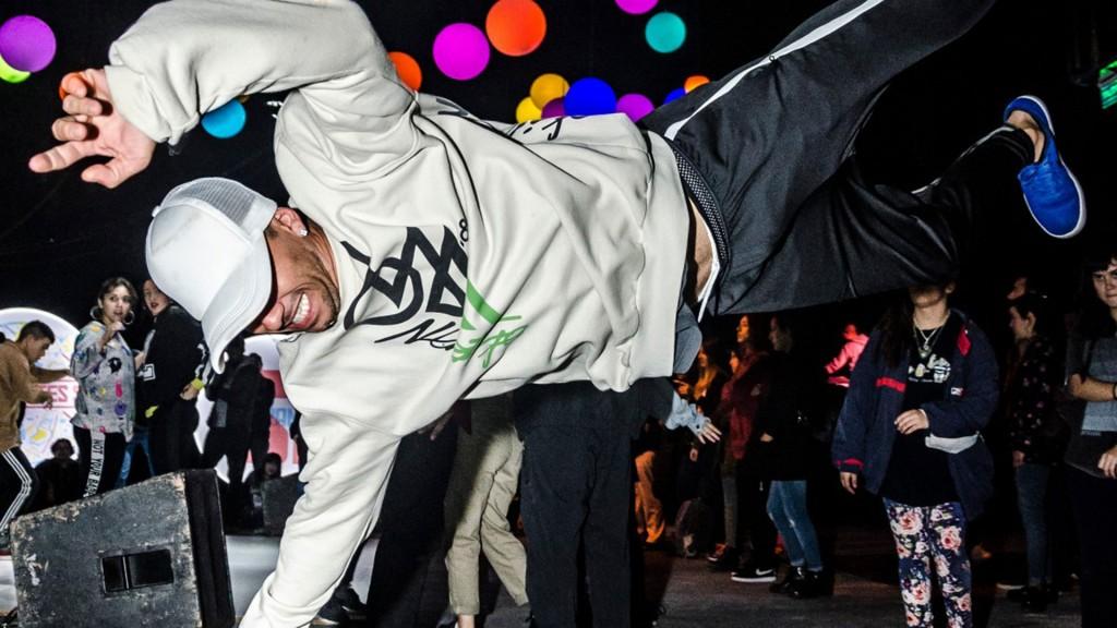 hip hop recoleta