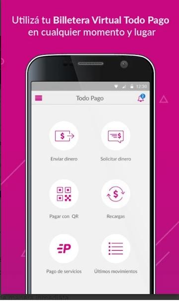 542b57e0d Es la aplicación del Grupo Prisma (empresa dueña de Visa y Banelco). Una  vez que se descarga la app y se crea el usuario se debe vincular la cuenta  con las ...
