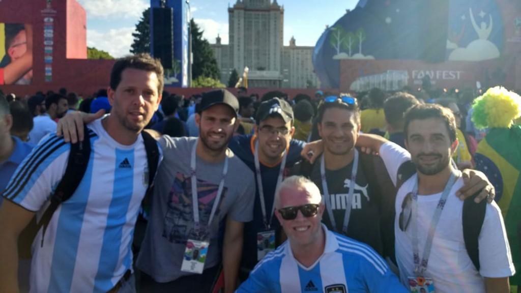 Hinchas argentinos - Mundial Rusia 2018 (12)
