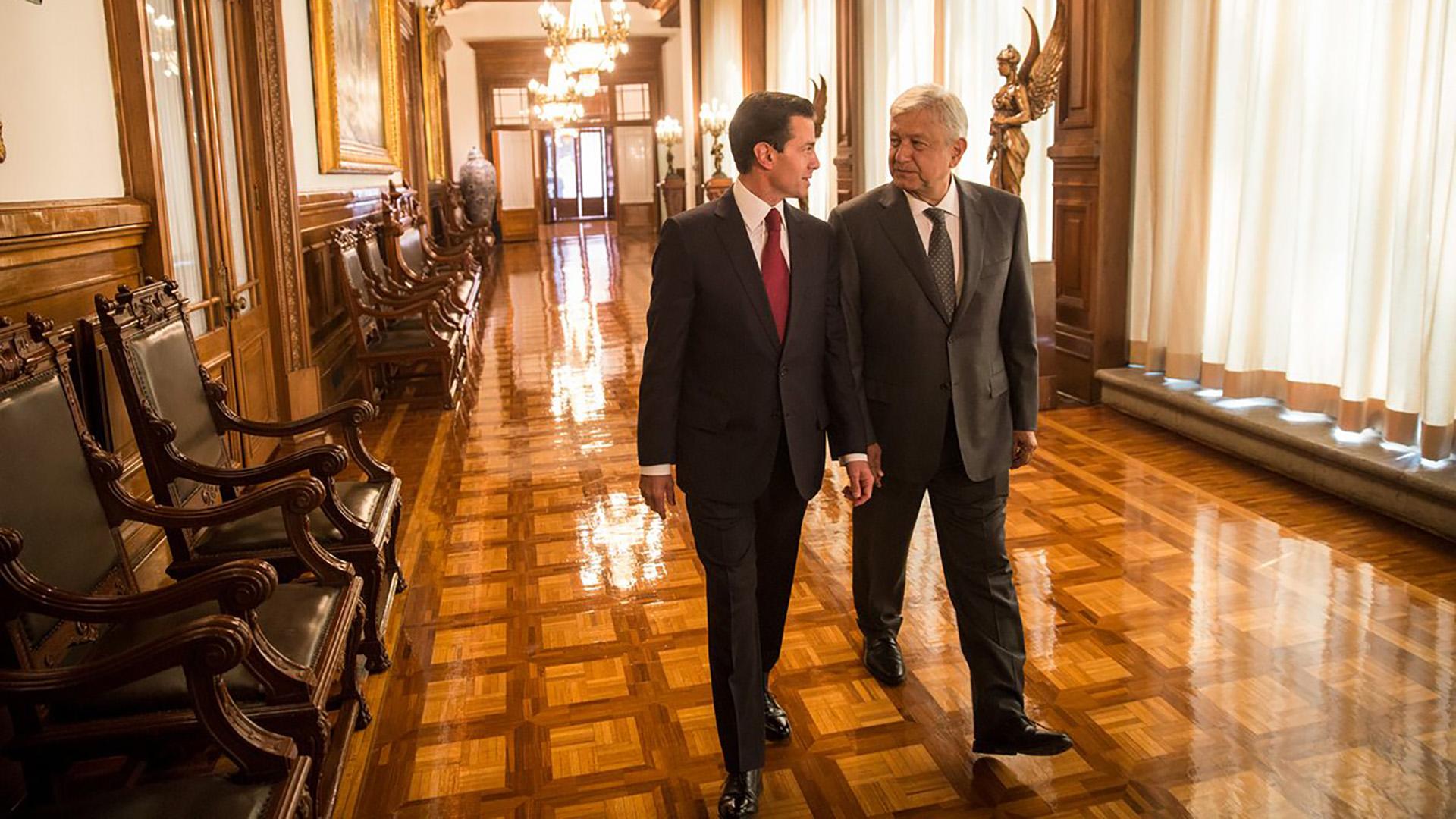 Peña Nieto y López Obrador: el fin de una etapa.