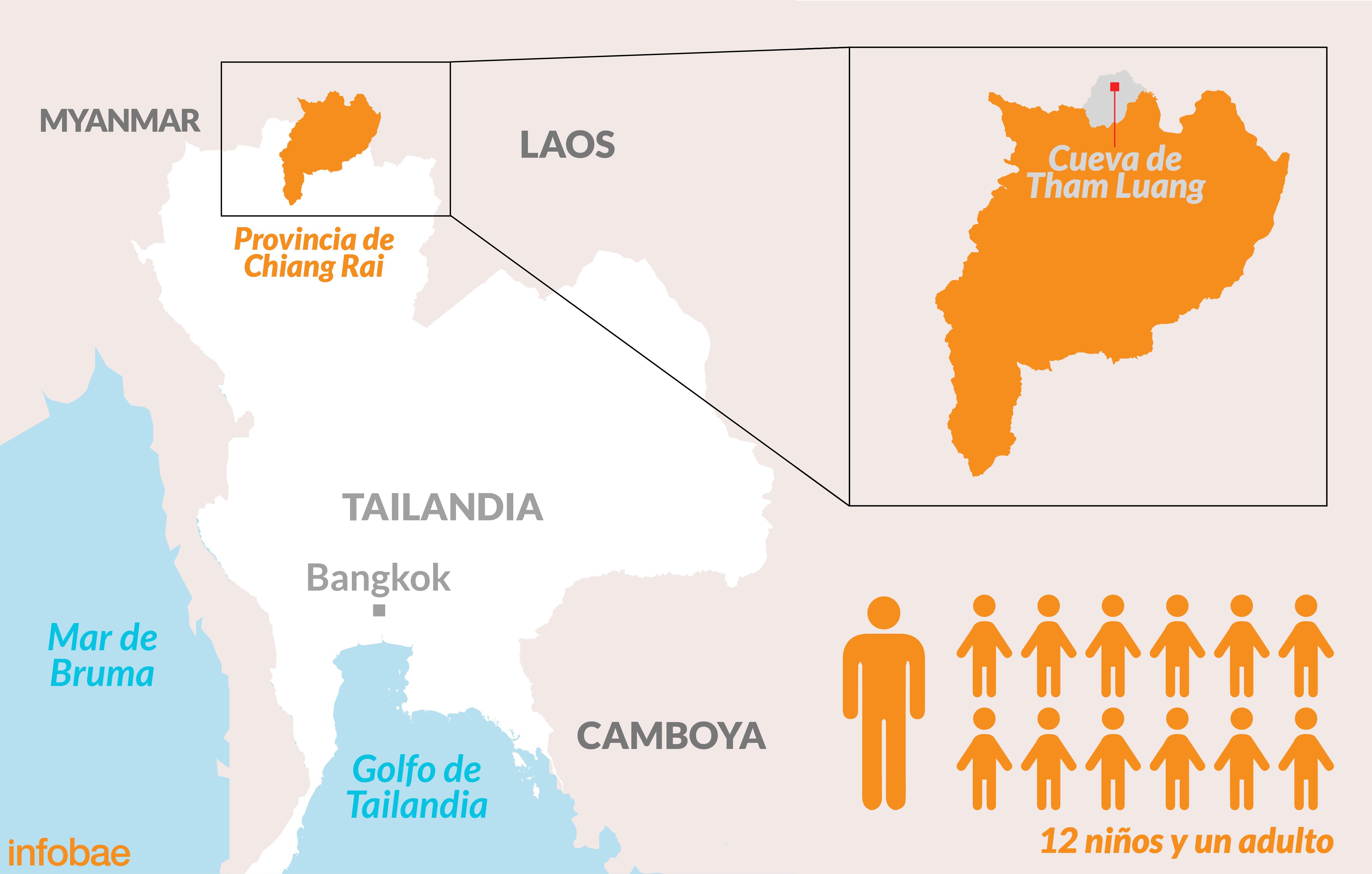 Mapa: Tomás Orihuela
