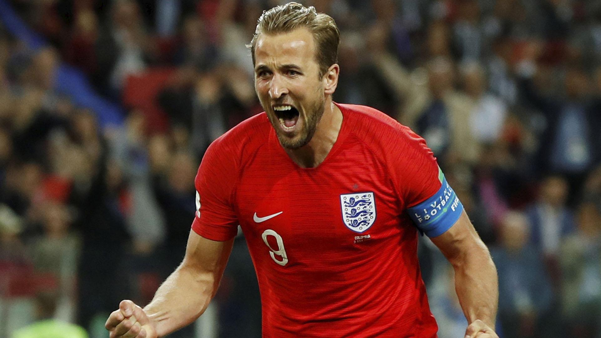 Harry Kane, la carta ganadora de Inglaterra (Reuters)