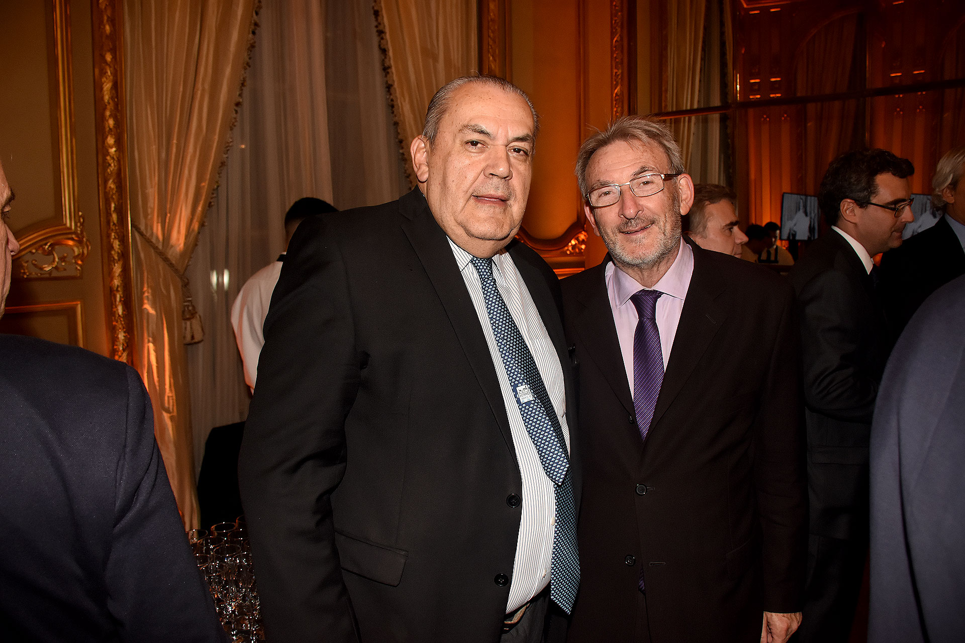 Ignacio Zuleta y Guillermo Yanco