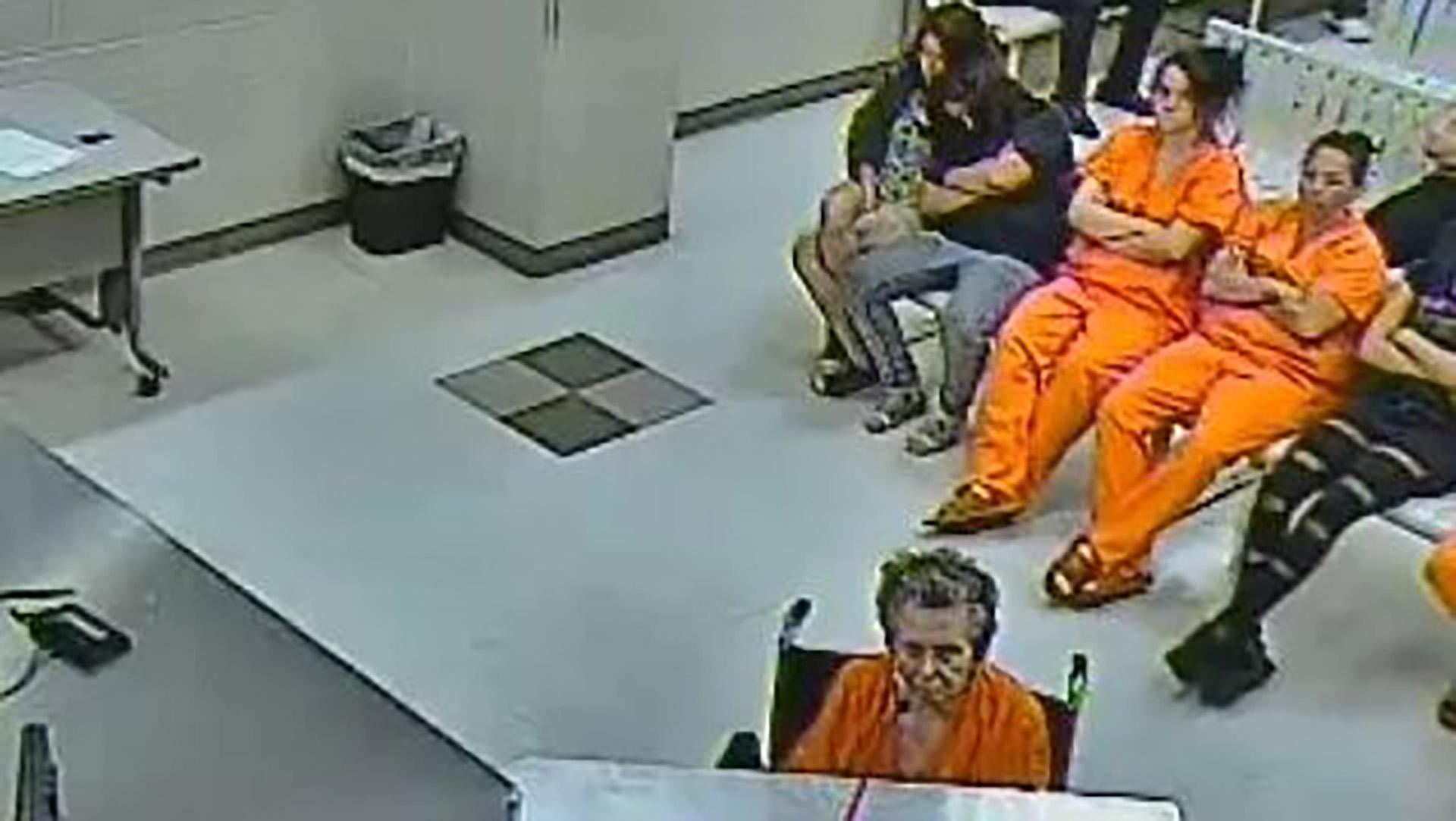El juez le impuso una fianza de 500.000 dólares