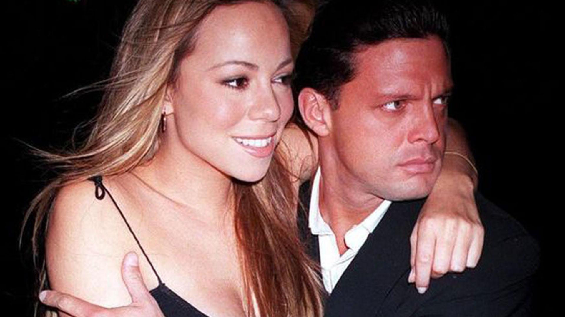 """Mariah Carey, """"el gran amor de Luis Miguel"""" - Infobae"""