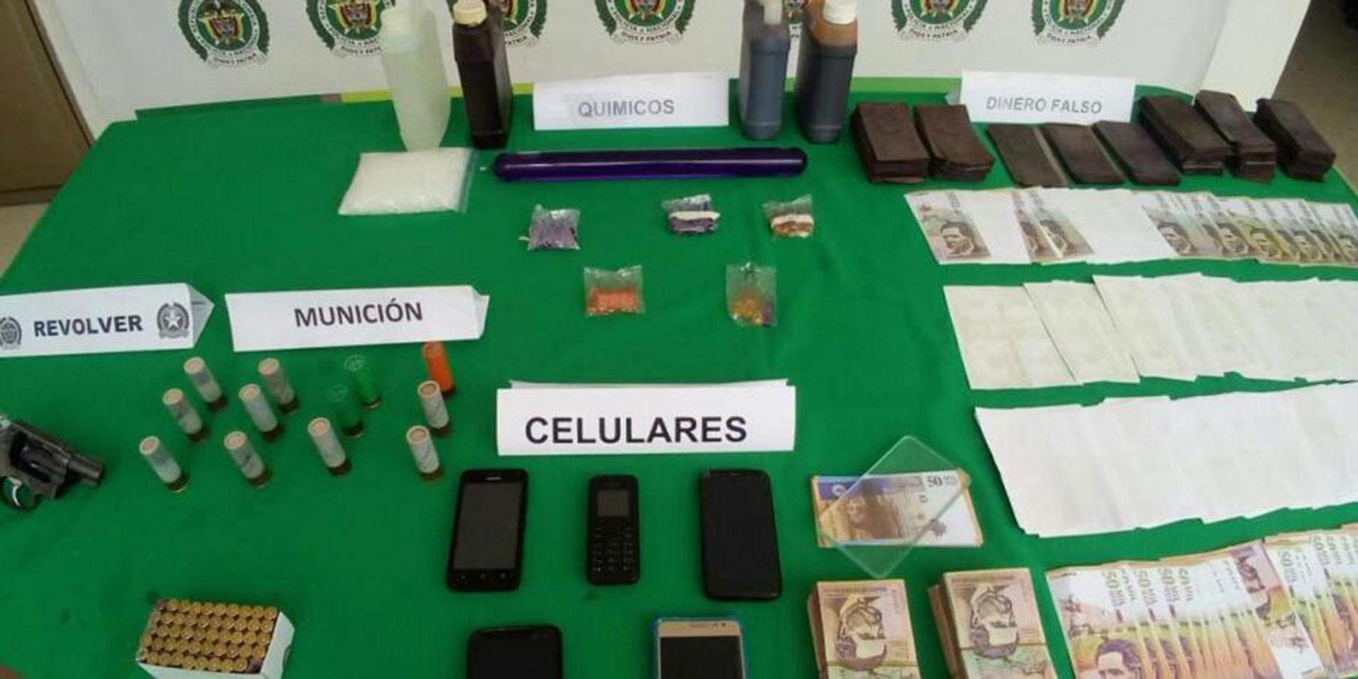 La insólita banda de falsos ingenieros químicos colombianos que ...