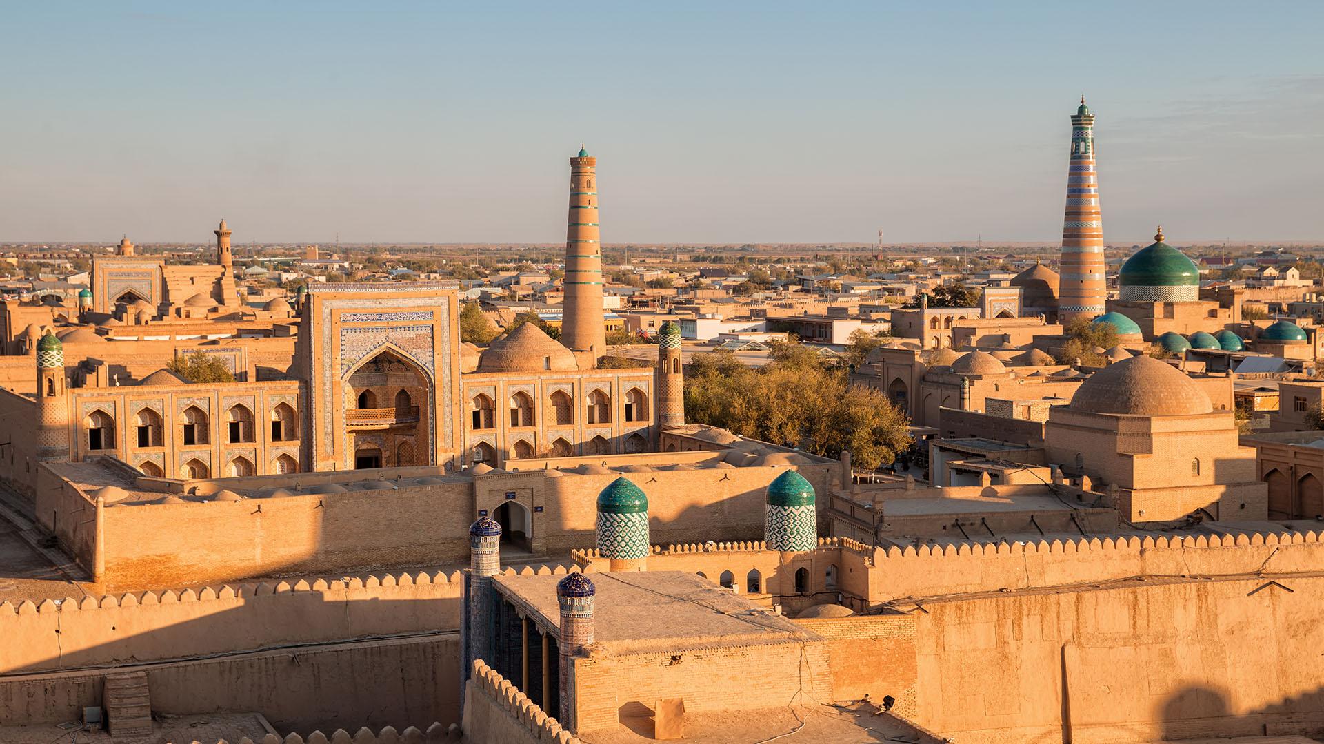 La República de Uzbekistán, anteriormente llamada Gran Bukaria, es un país situado en Asia Central (Getty images)