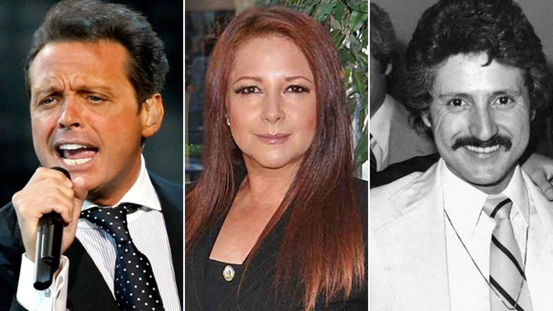 La triste historia de la actriz que fue amante de Luis Miguel y de ...